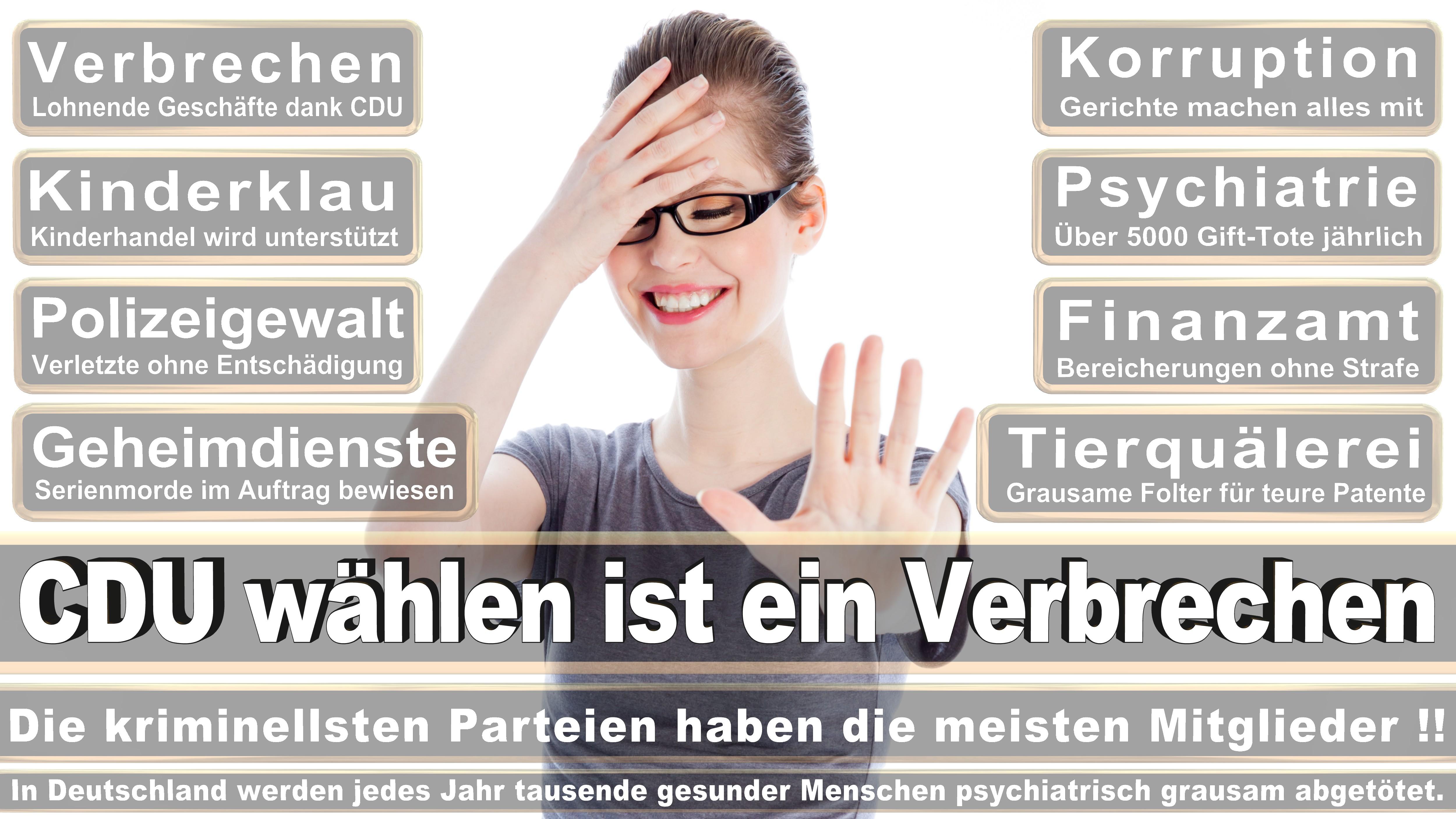 Elisabeth Charlotte Motschmann CDU Bremen Politiker Deutschland