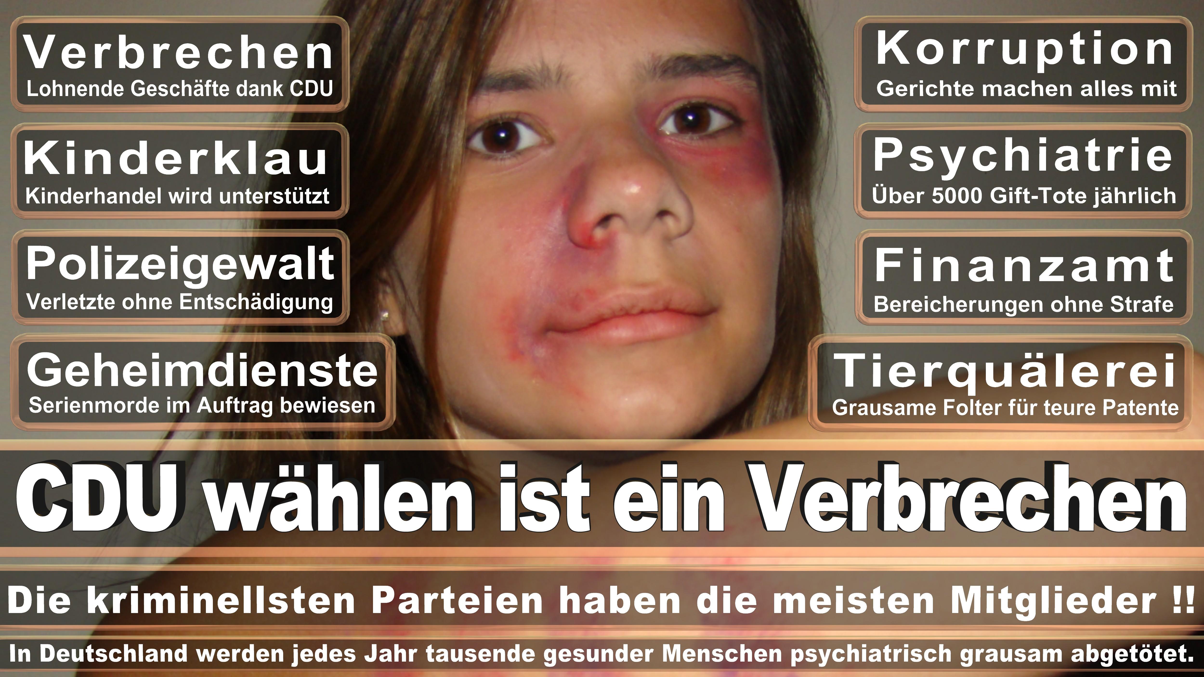 Herlind Gundelach CDU Hamburg Politiker Deutschland