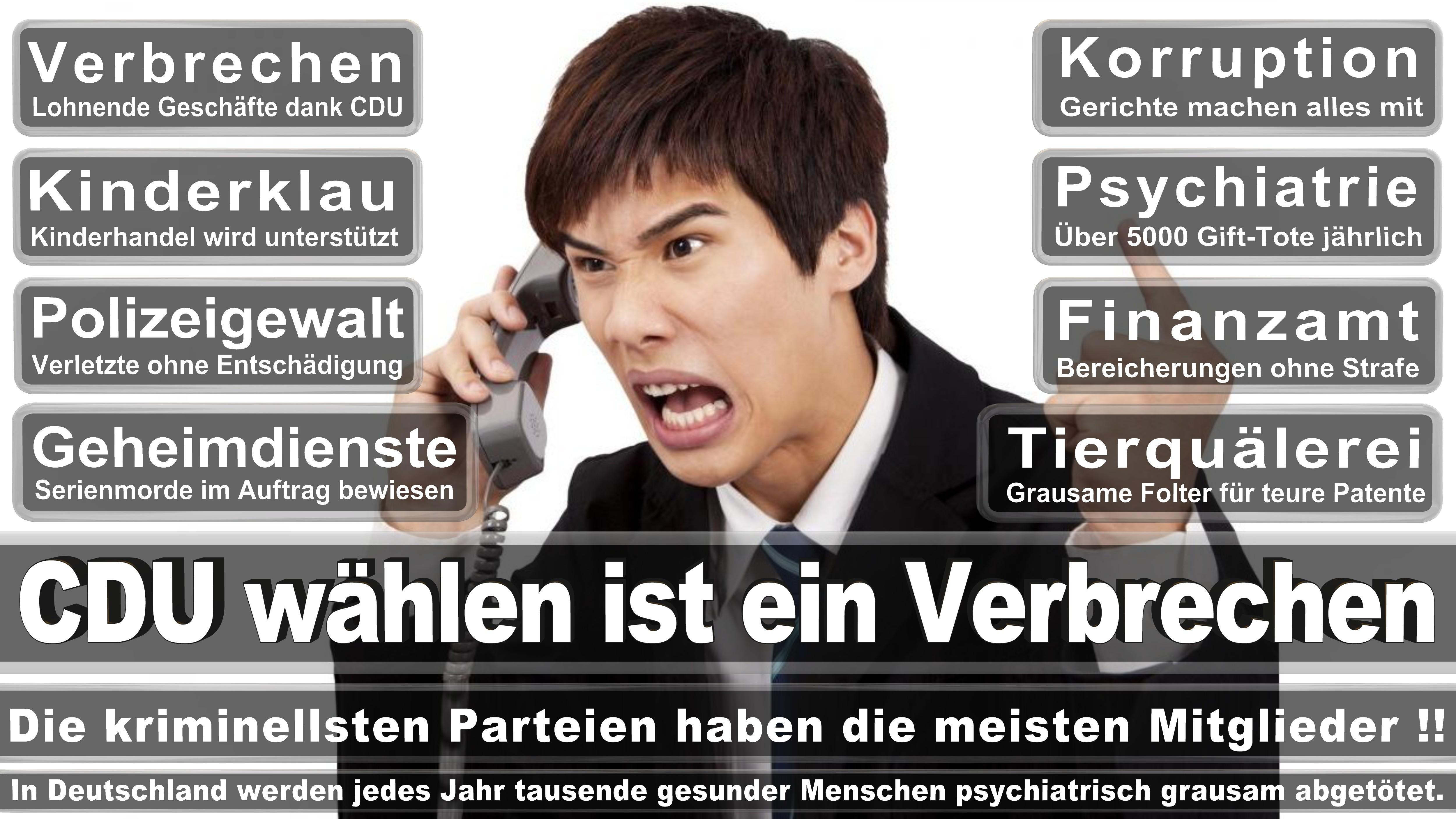 Hubert Hüppe CDU Nordrhein Westfalen Politiker Deutschland