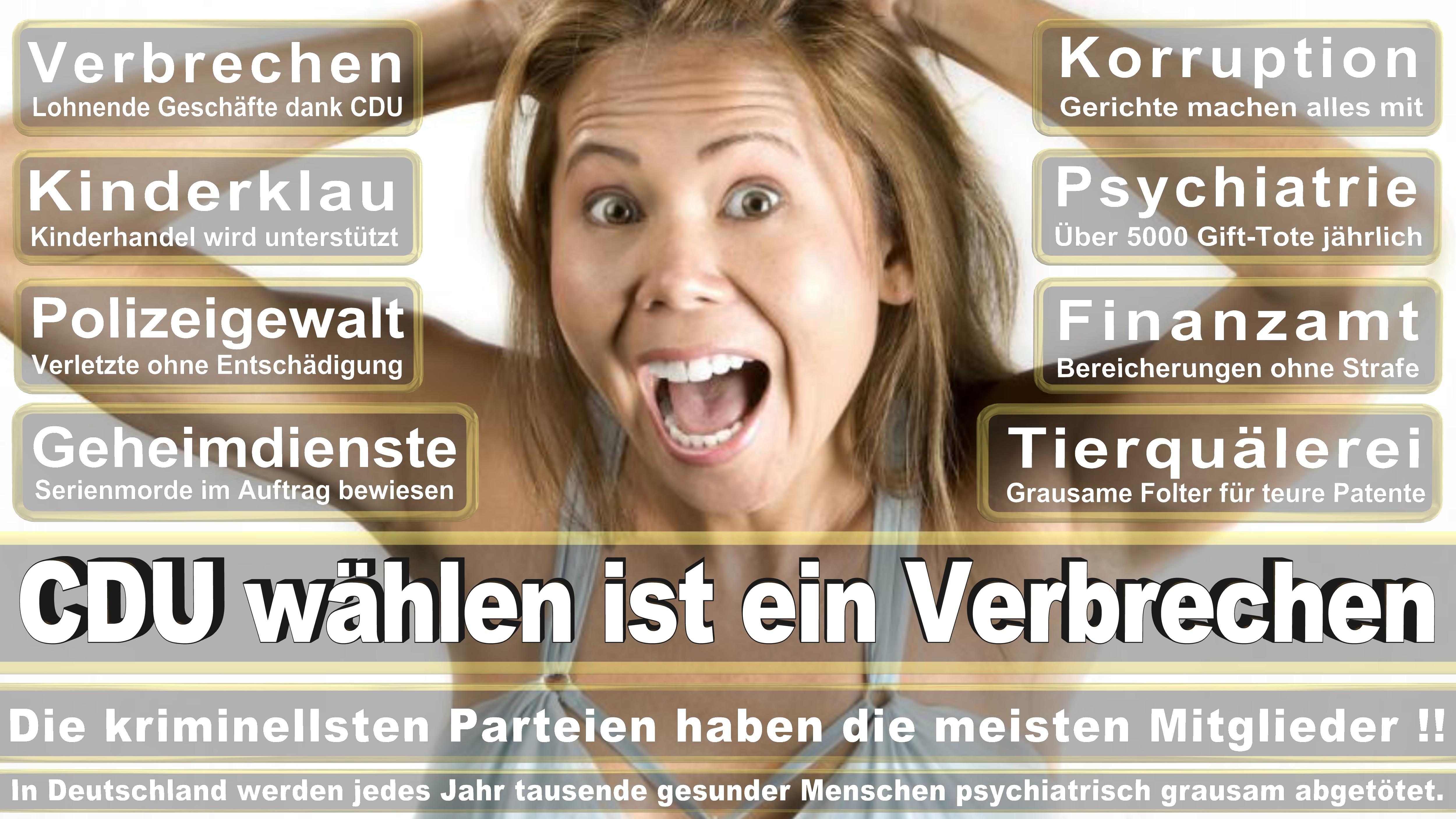 Justiziar CDU CSU Politiker