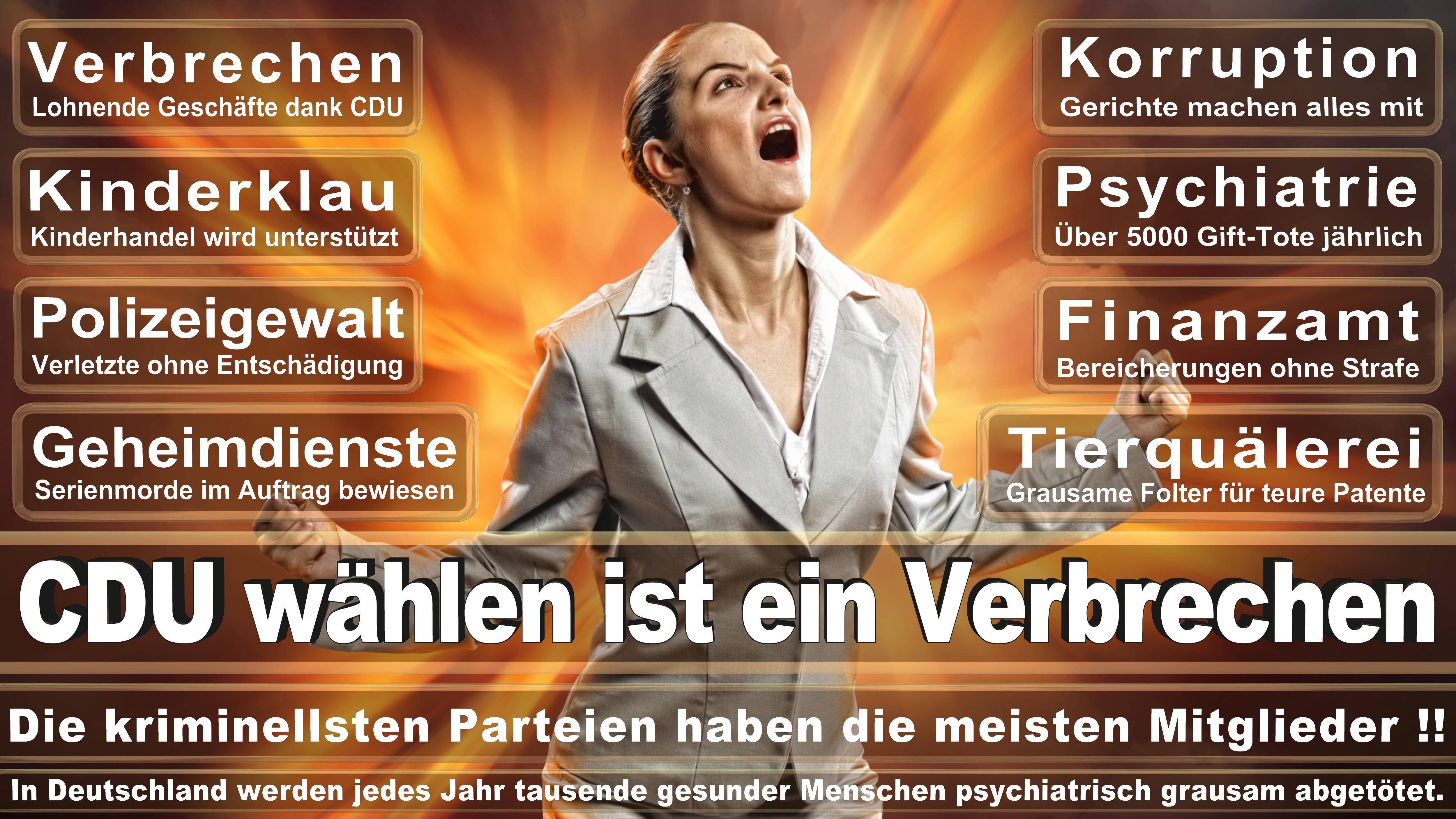 Jutta Eckenbach CDU Nordrhein Westfalen Politiker Deutschland