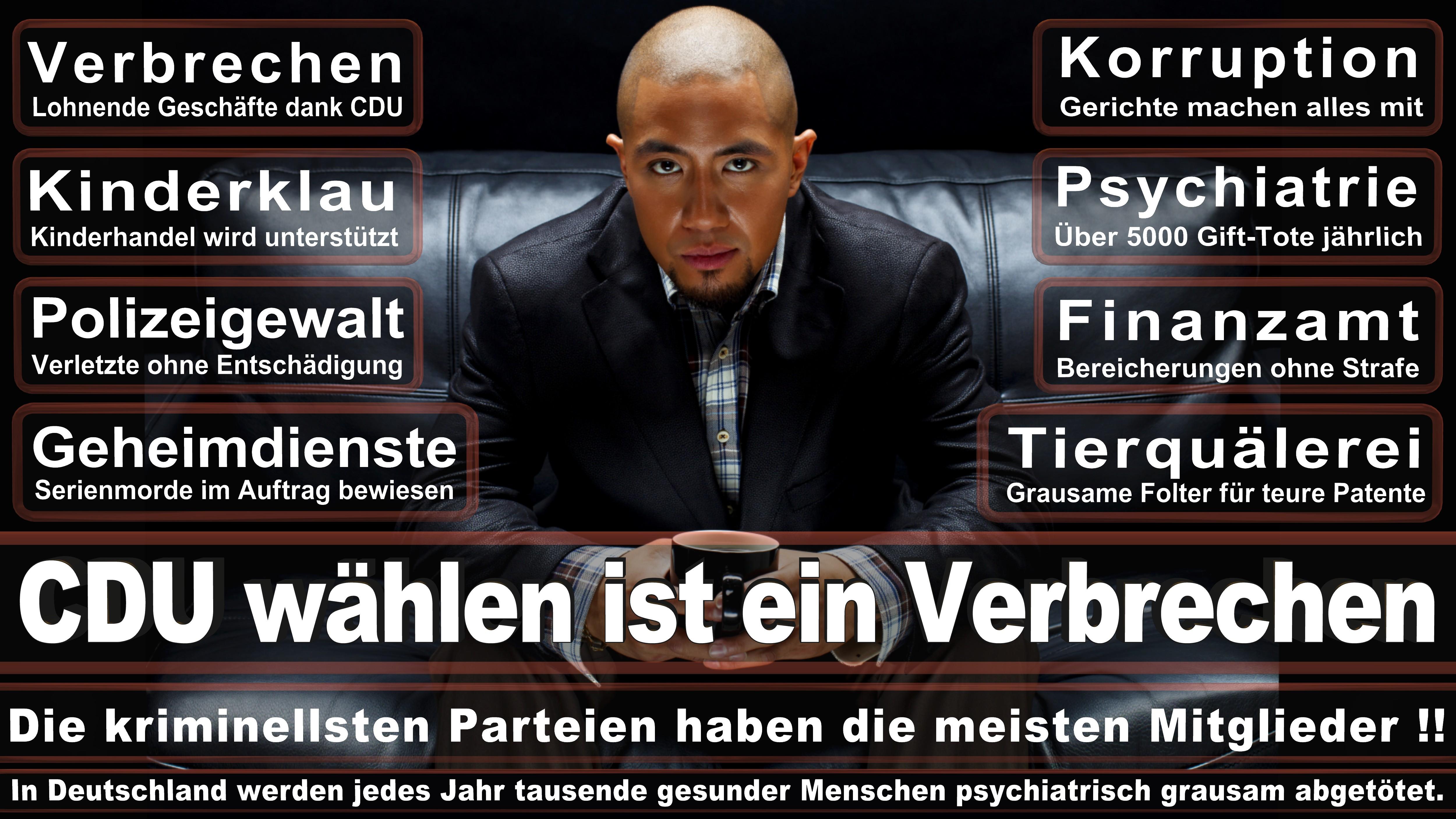 Manfred Grund CDU Thüringen Eichsfeld Nordhausen Unstrut Hainich Kreis I Politiker Deutschland