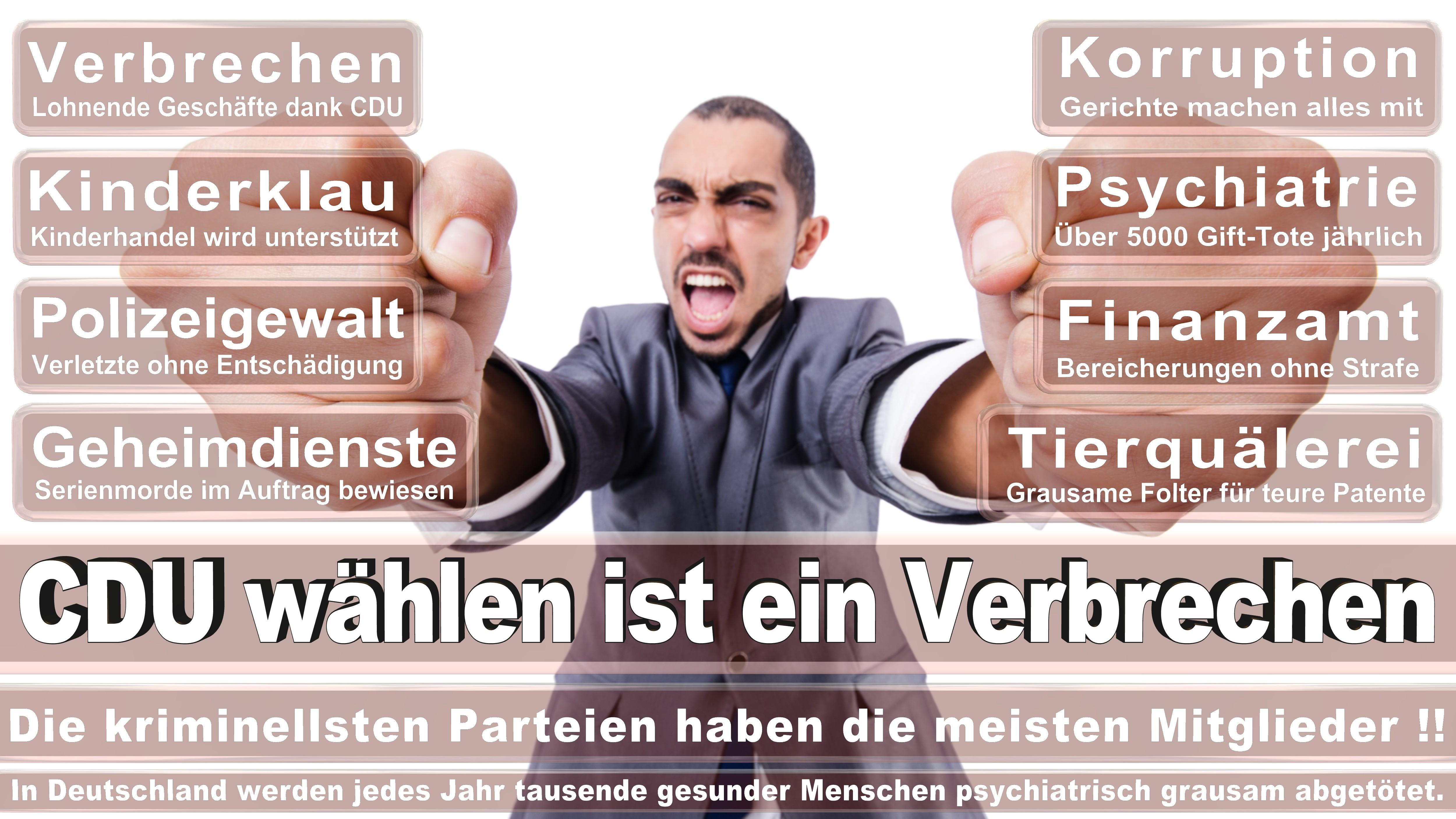Norbert Brackmann CDU CSU Politiker