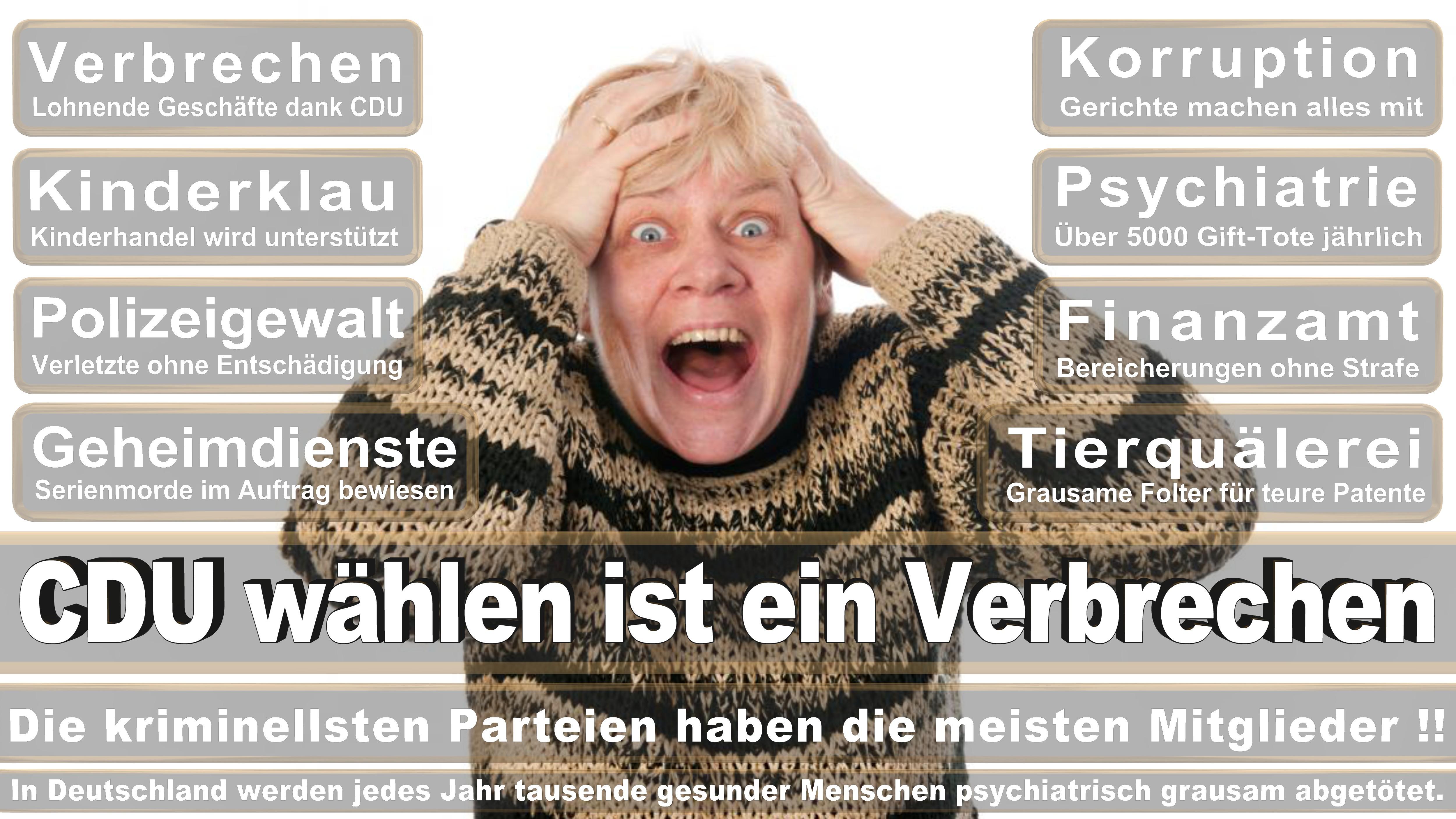 Reinhold Sendker CDU CSU Politiker
