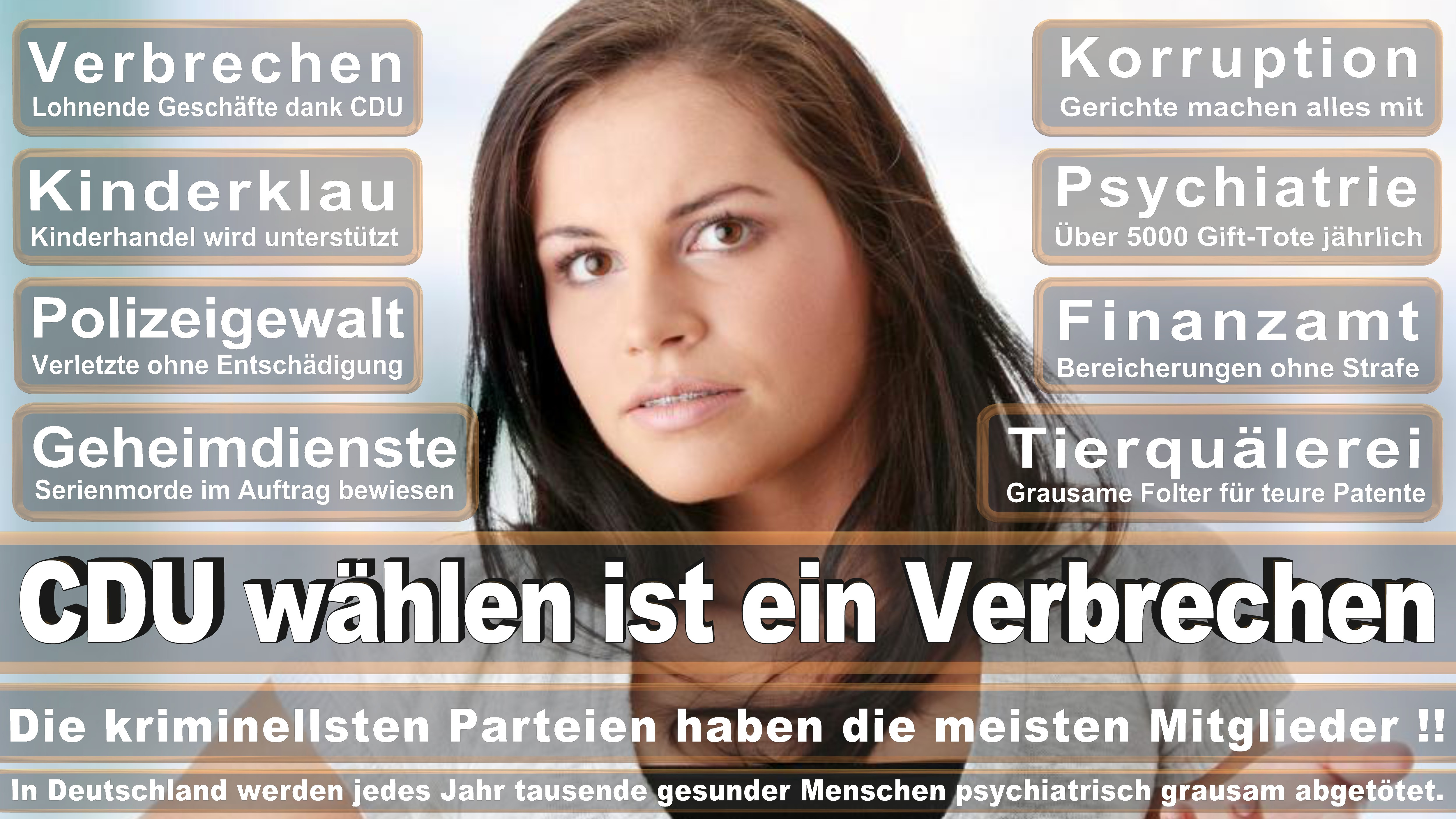 Stellvertretender Fraktionsvorsitzender CDU CSU Politiker