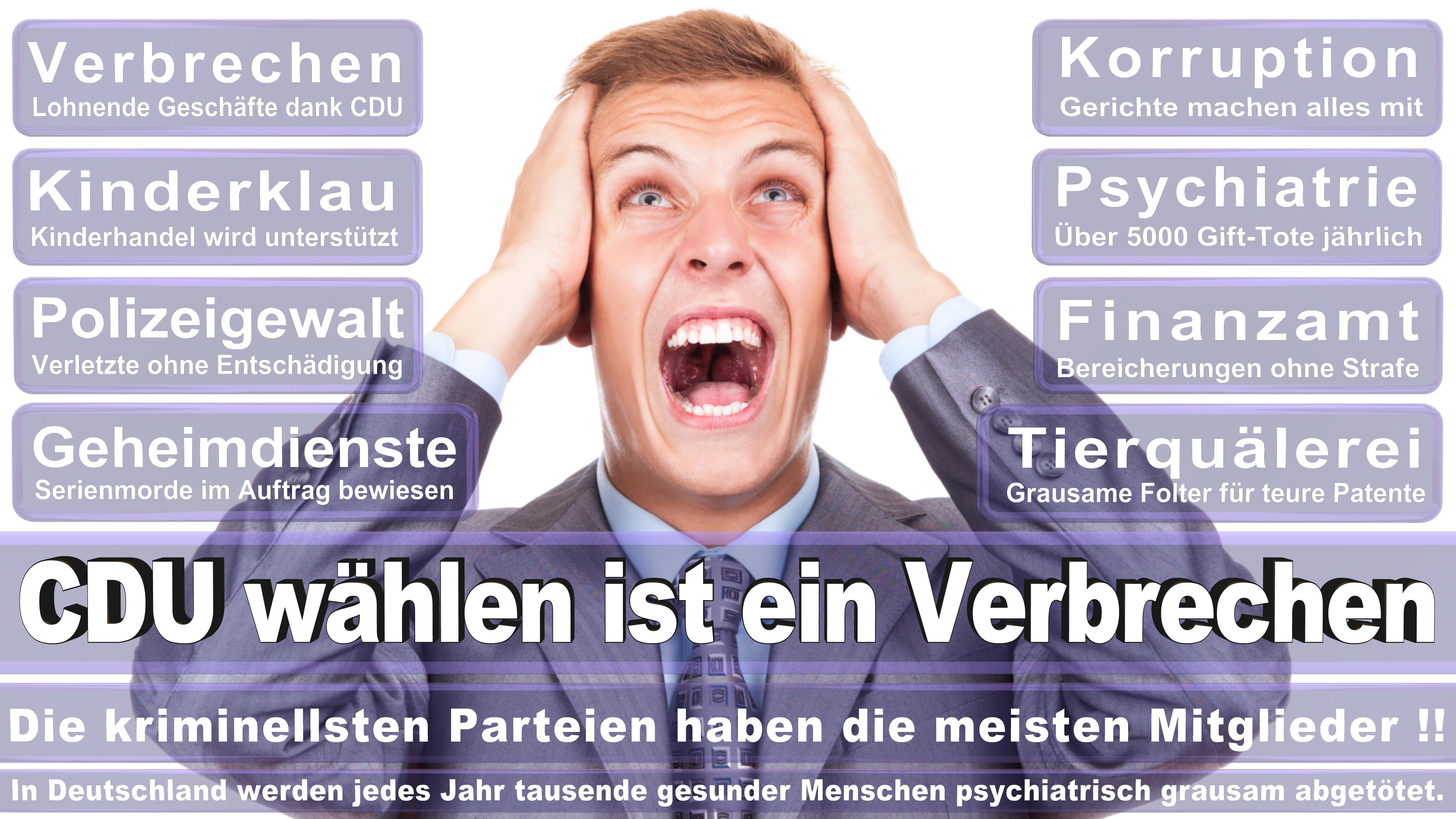 Sybille Benning CDU Nordrhein Westfalen Münster Politiker Deutschland