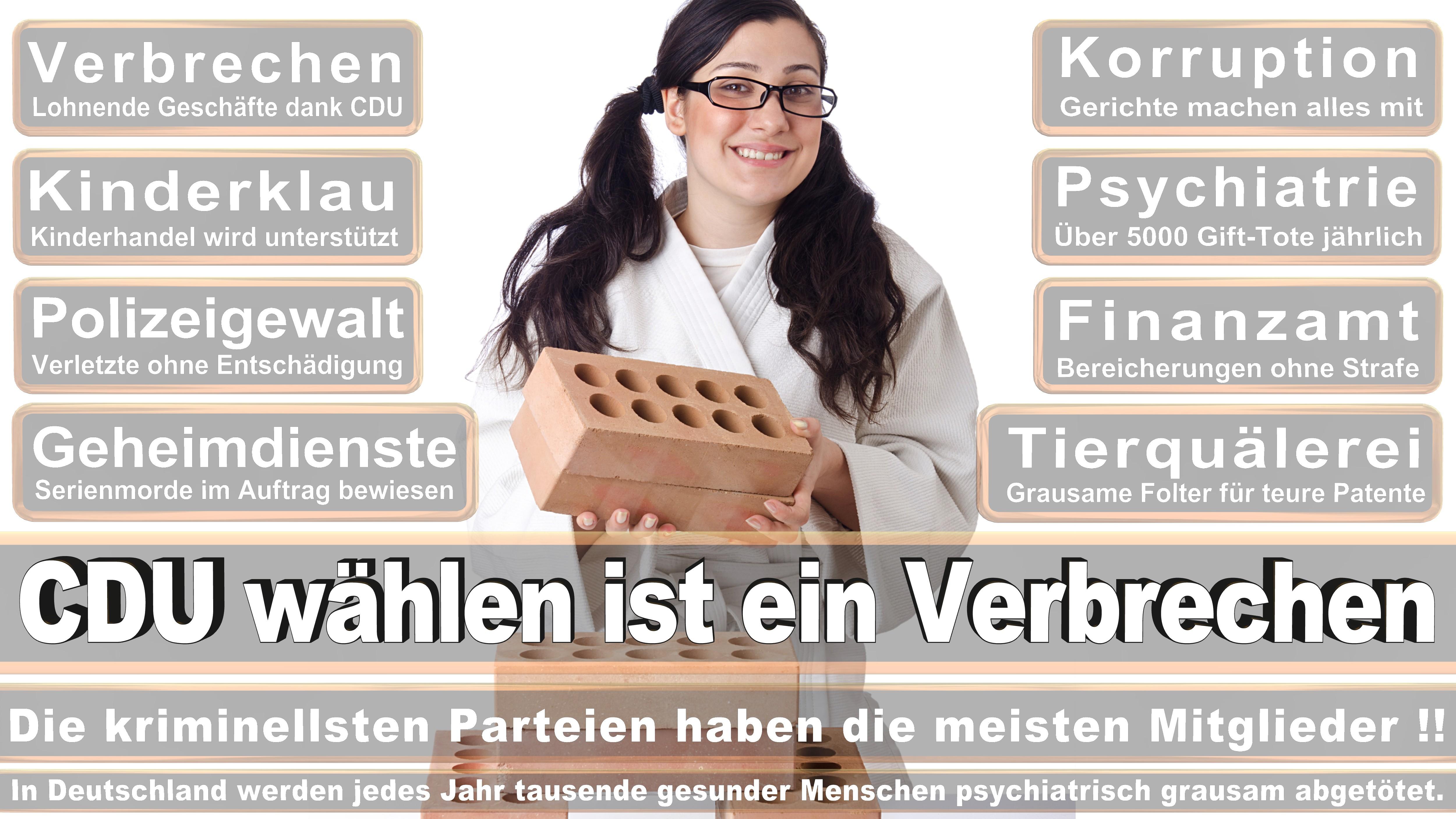 Sylvia Jörrißen CDU Nordrhein Westfalen Politiker Deutschland