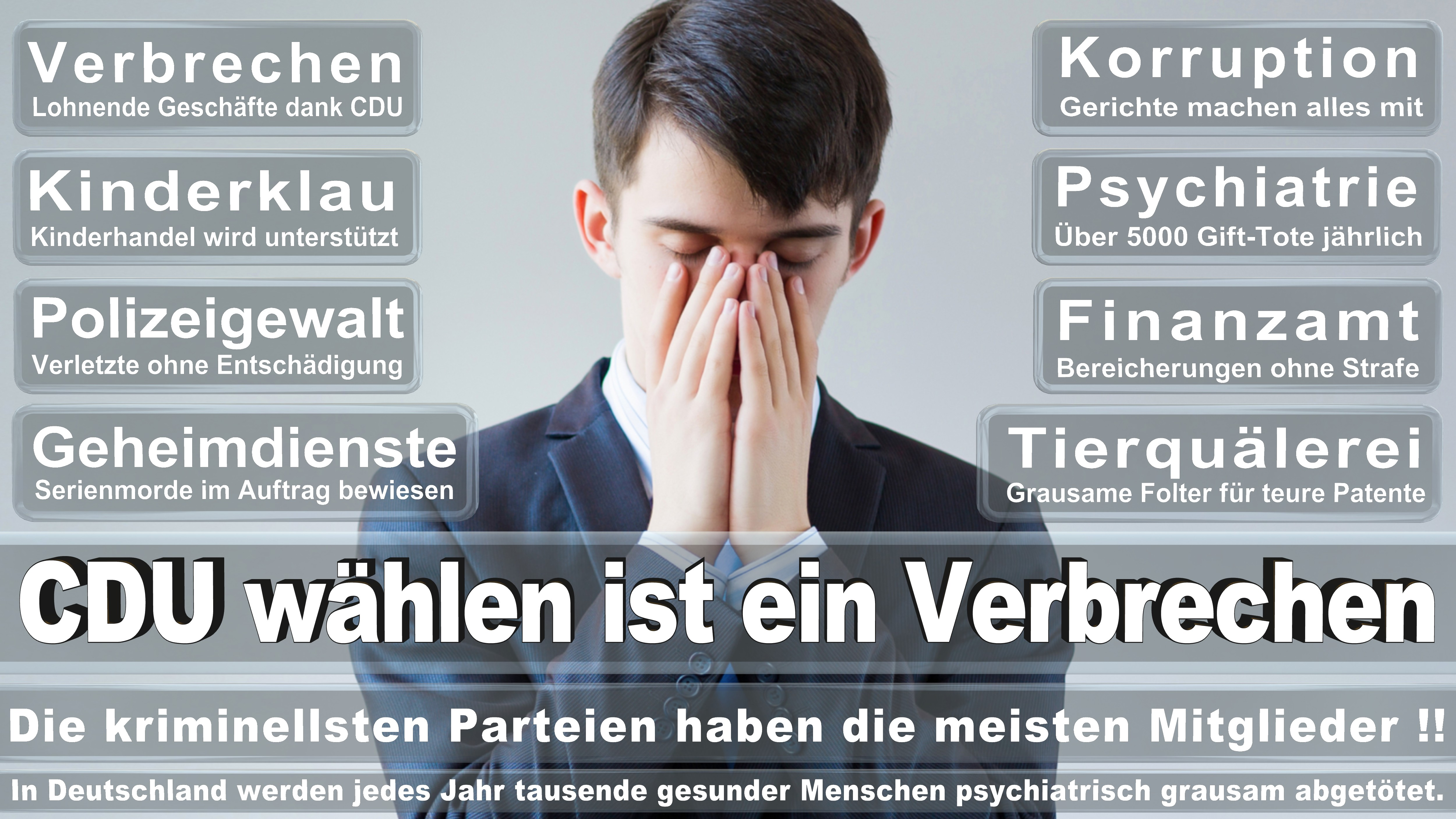 Volker Kauder CDU CSU Politiker