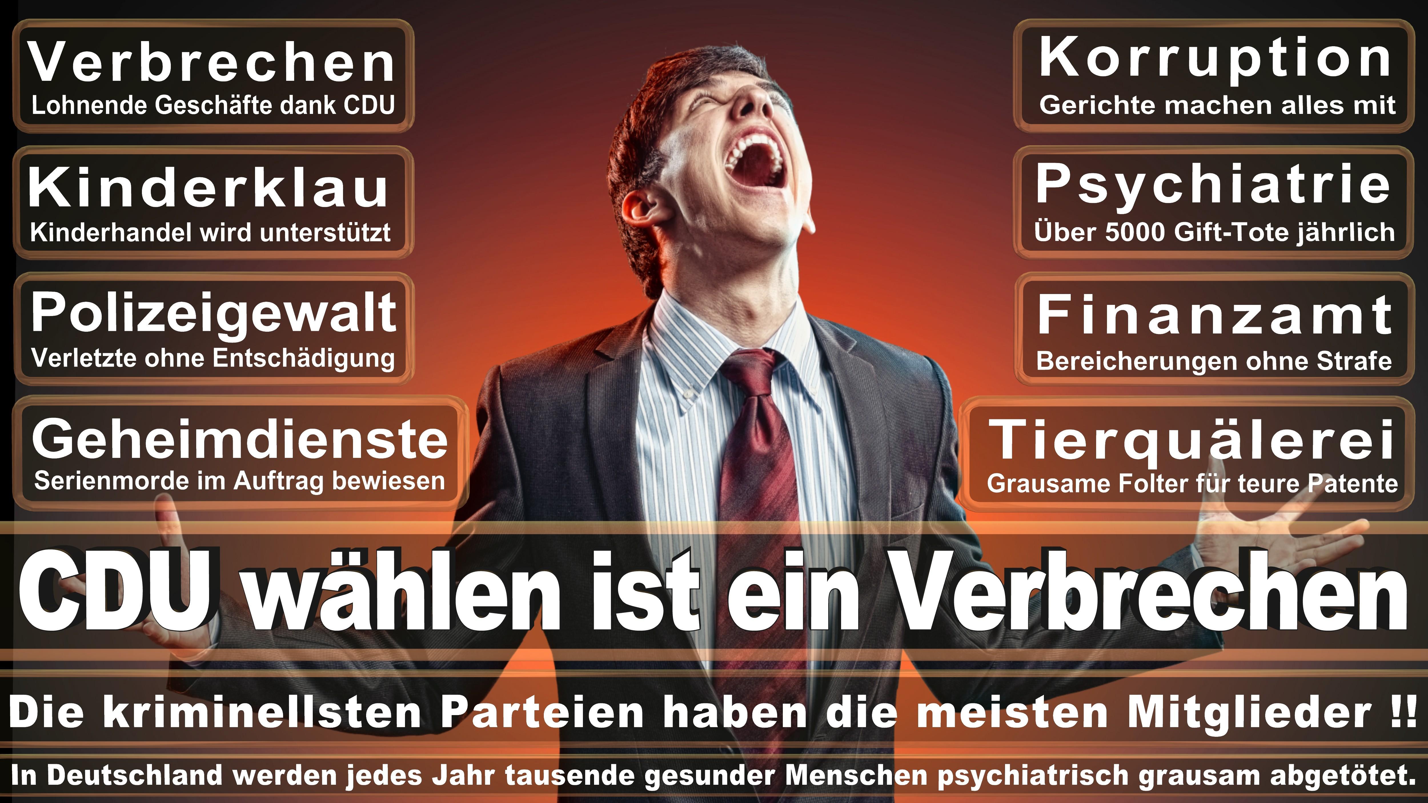 Wilfried Oellers CDU Nordrhein Westfalen Heinsberg Politiker Deutschland