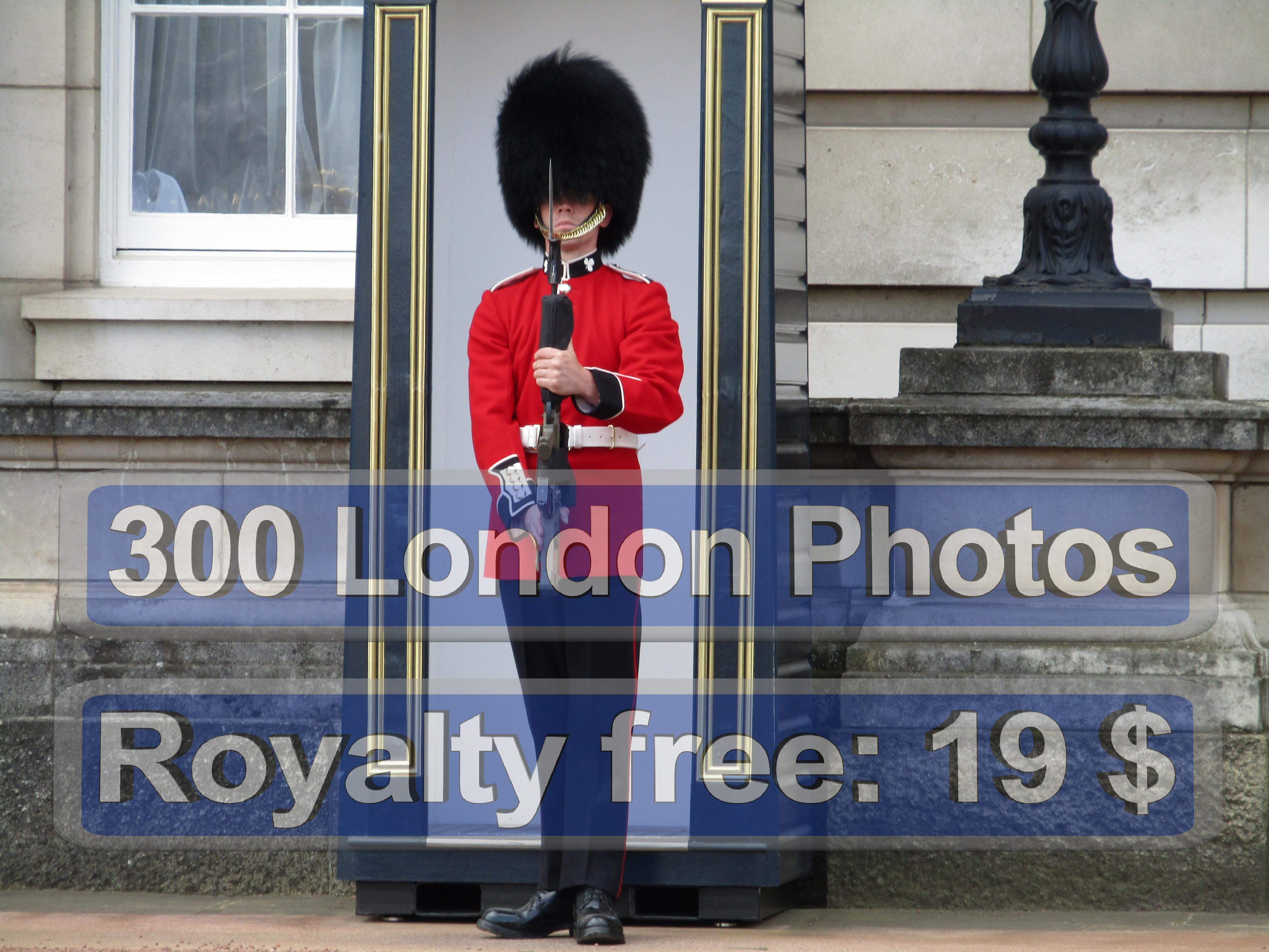London 3x Photo