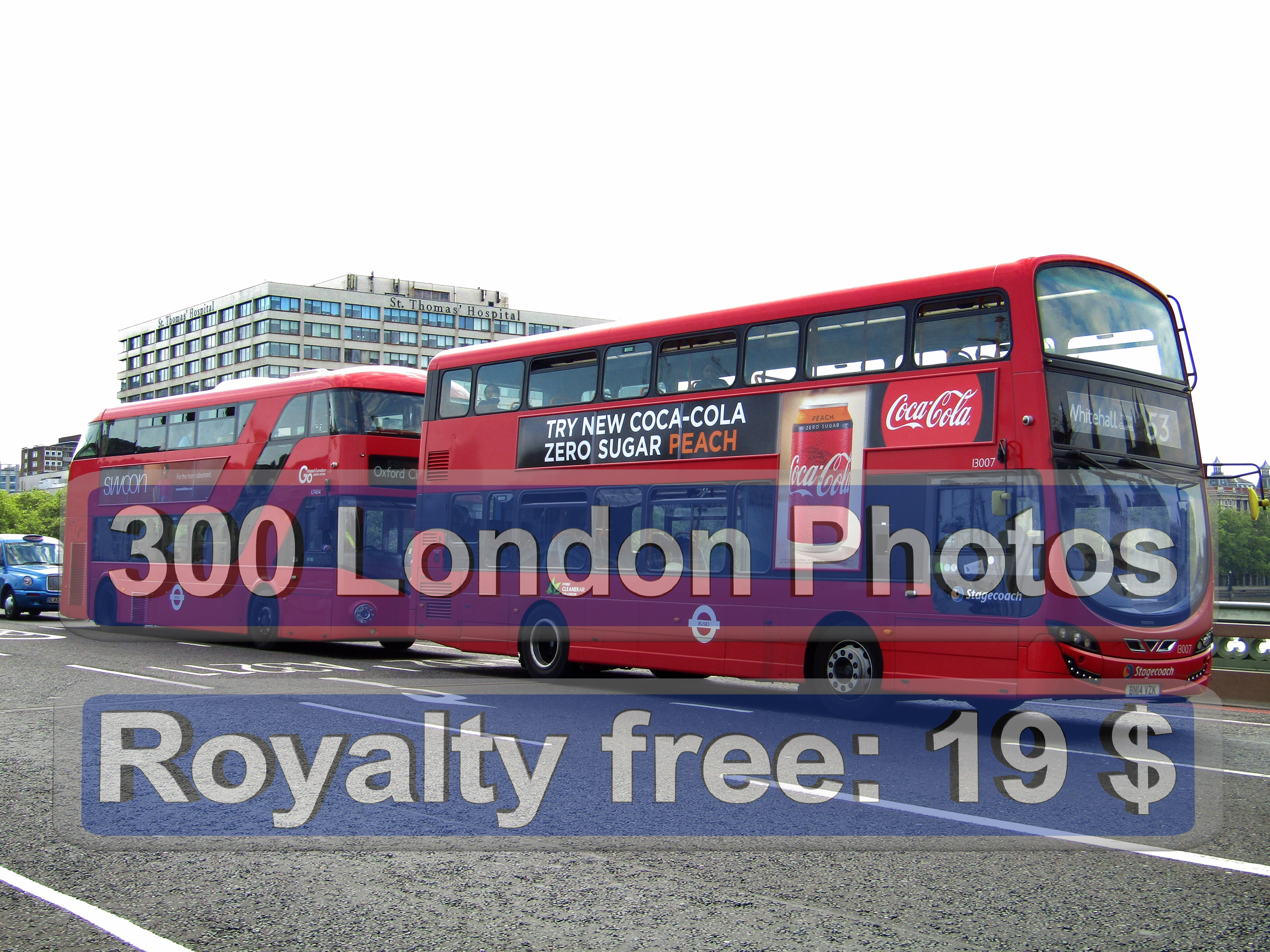 London 80gb Photo Panorama