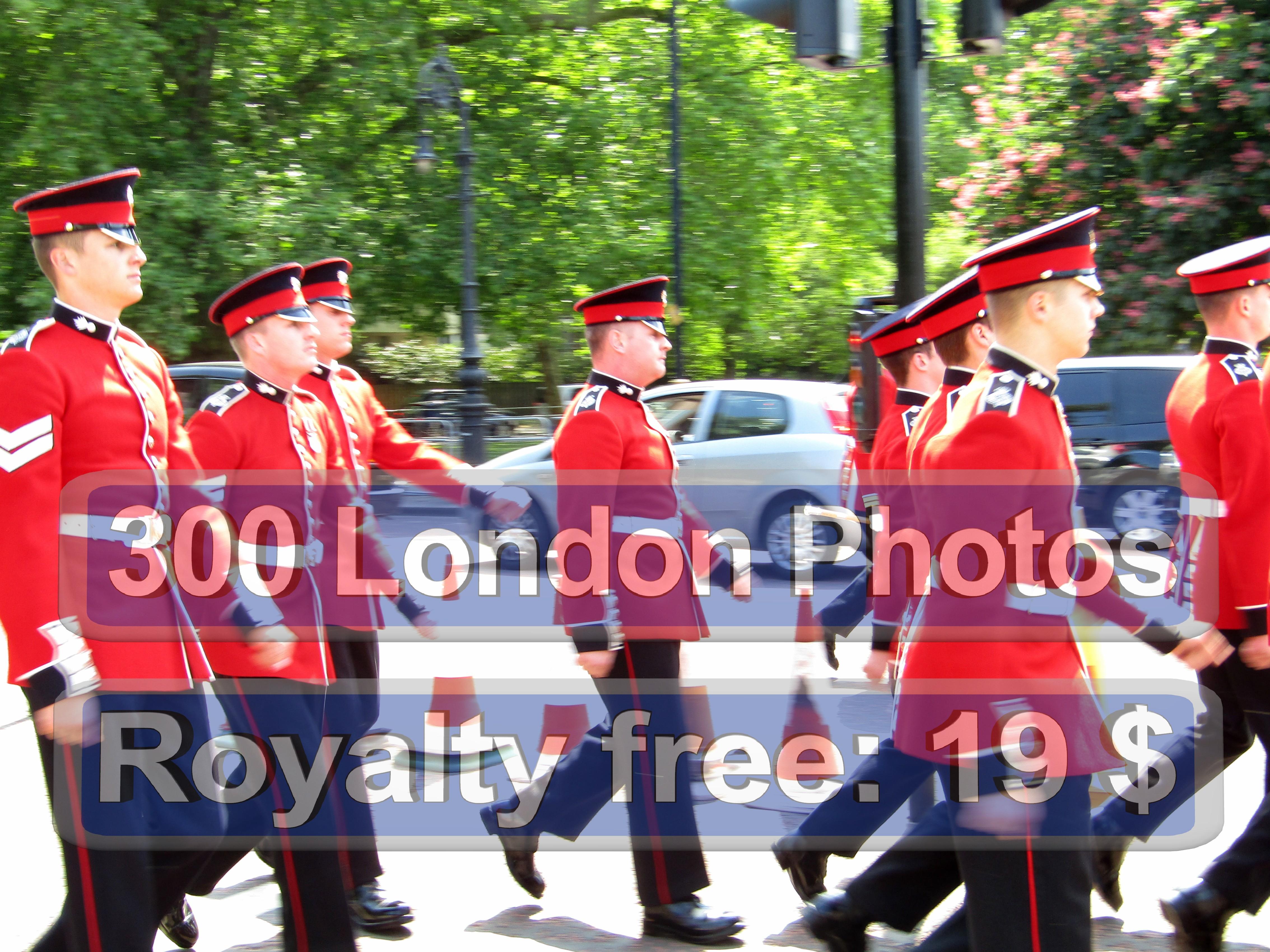 London 80gb Photo Panorama