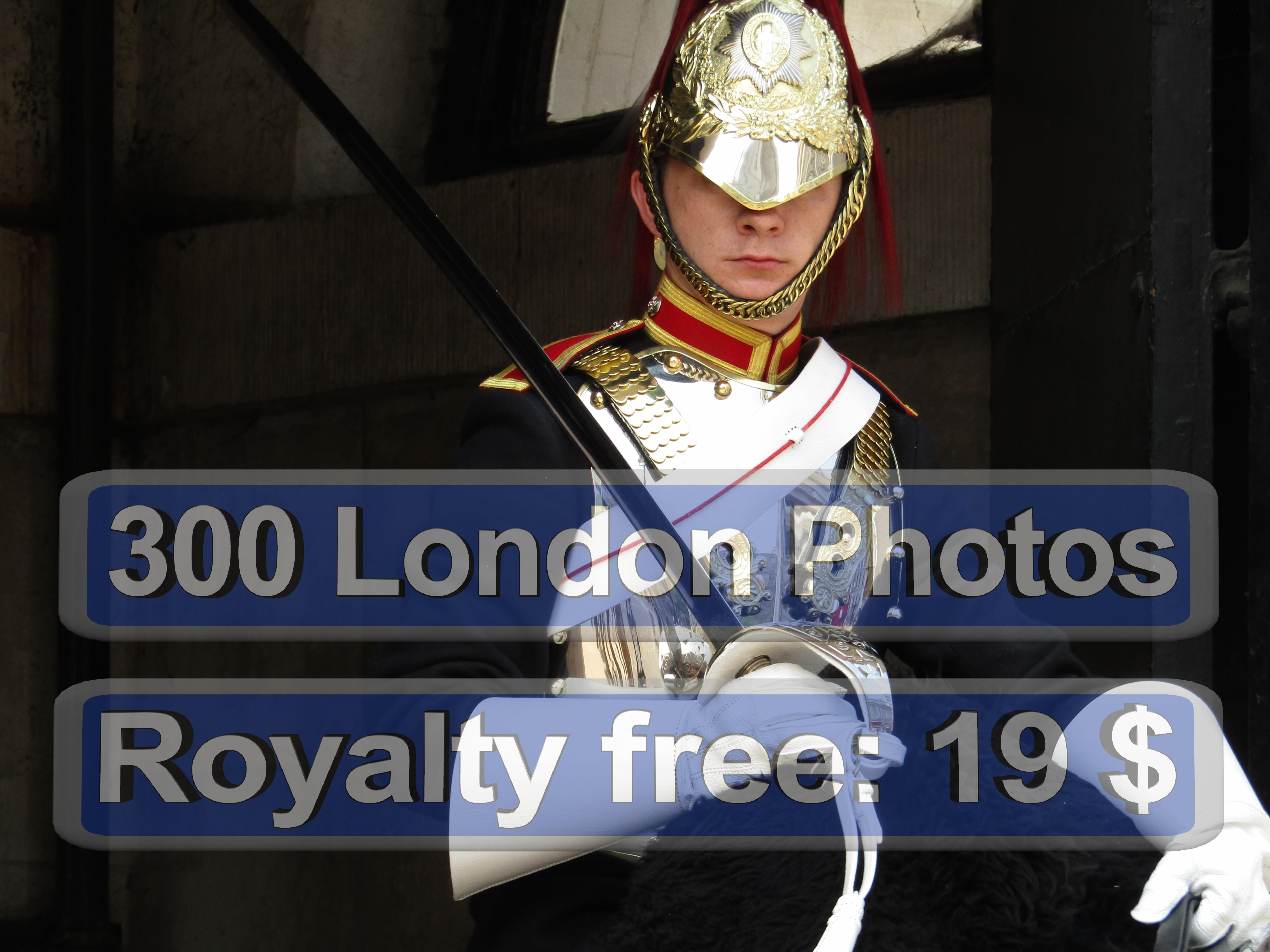 London B&w Photography