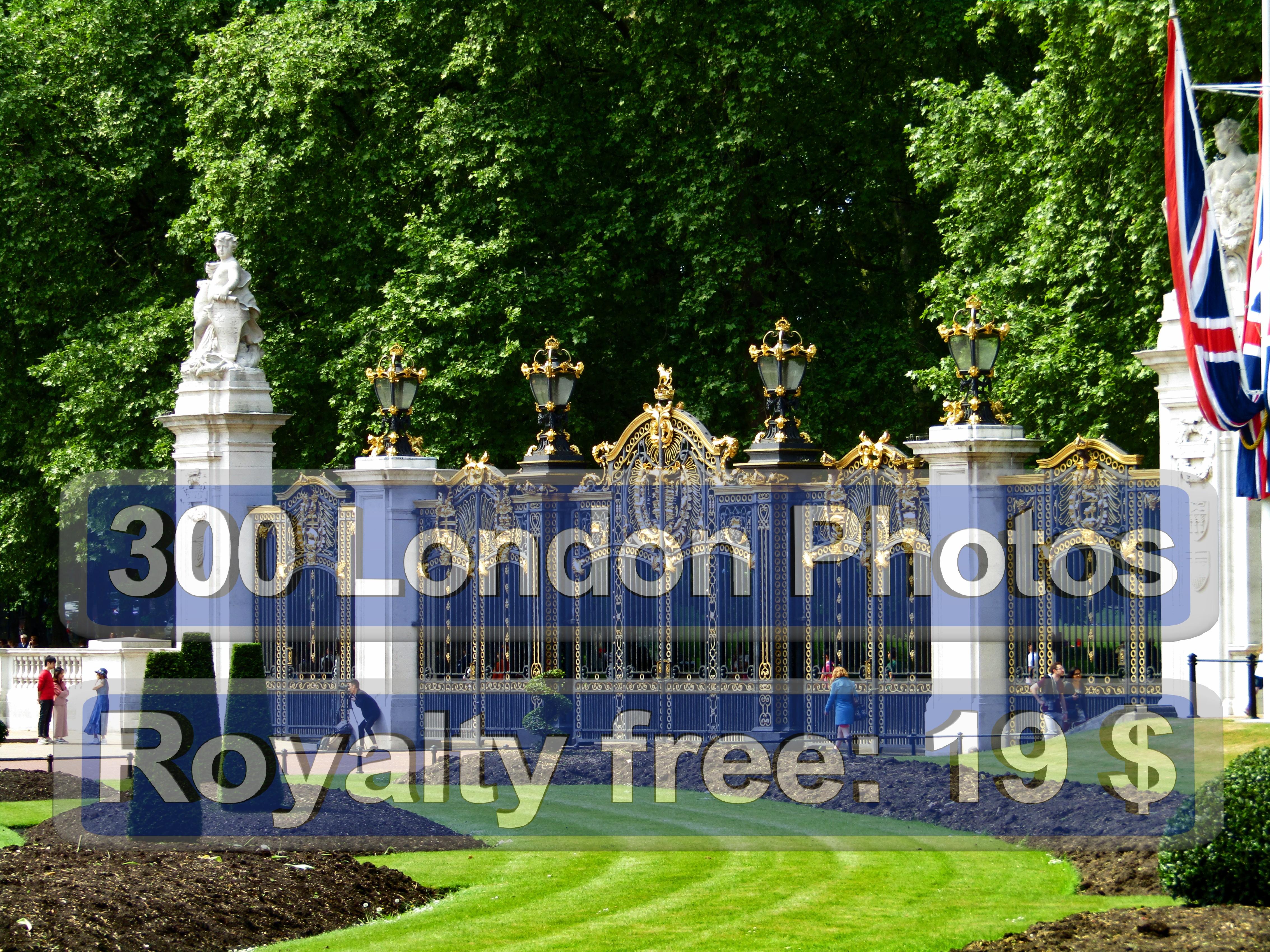 London Foto Orte