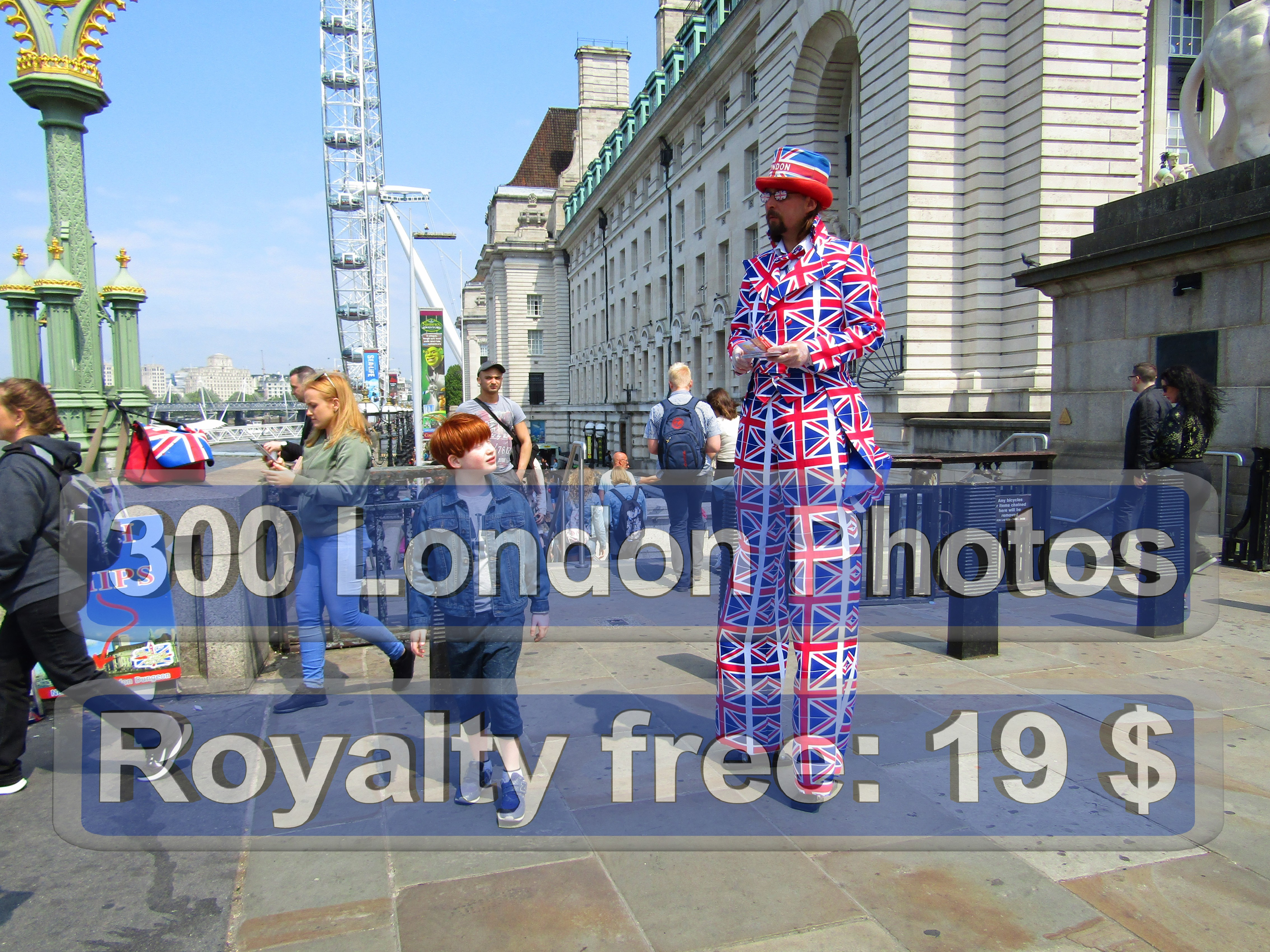 London High Quality Photo