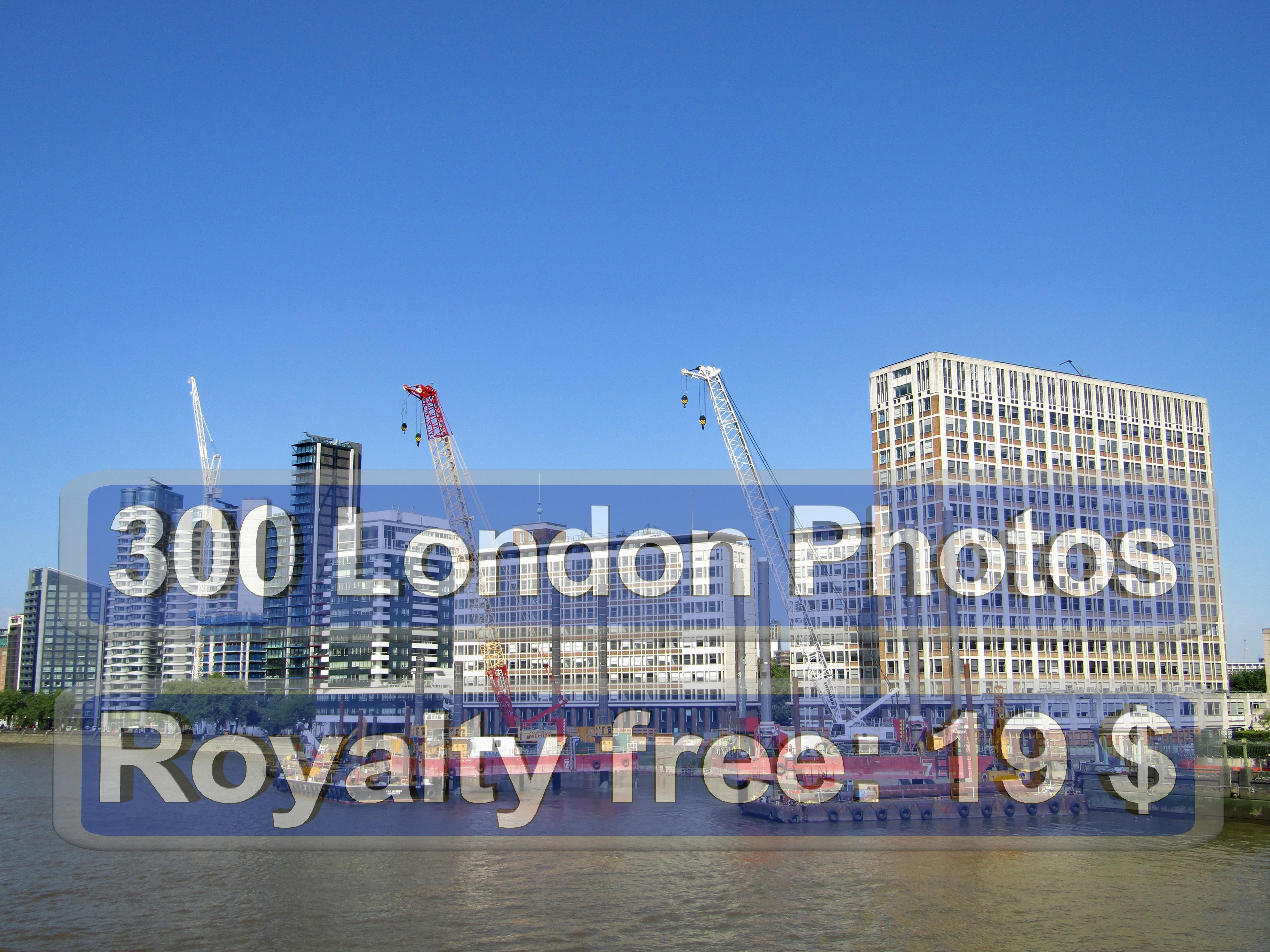 London High Quality Photo