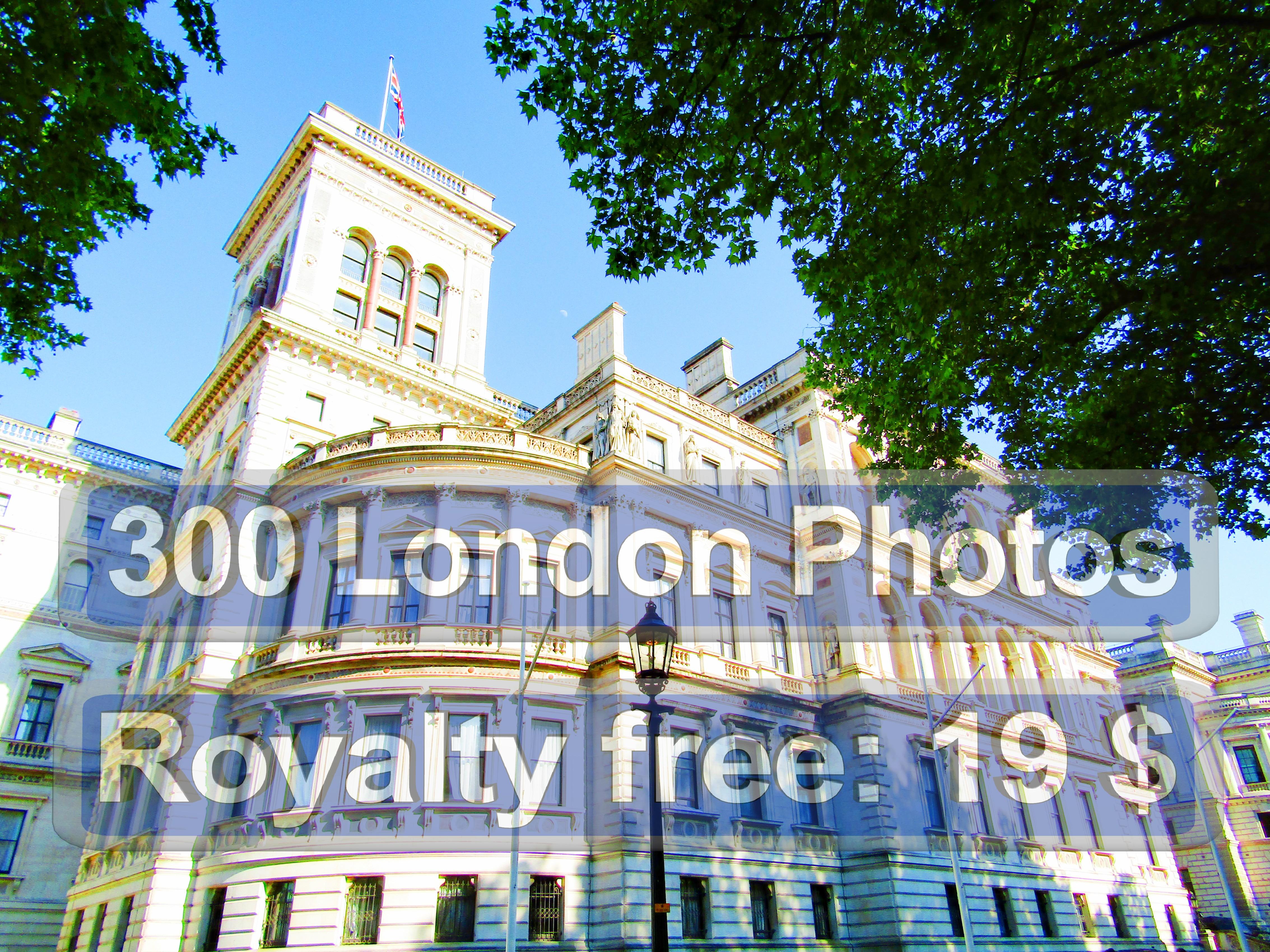 London Jogger Photo