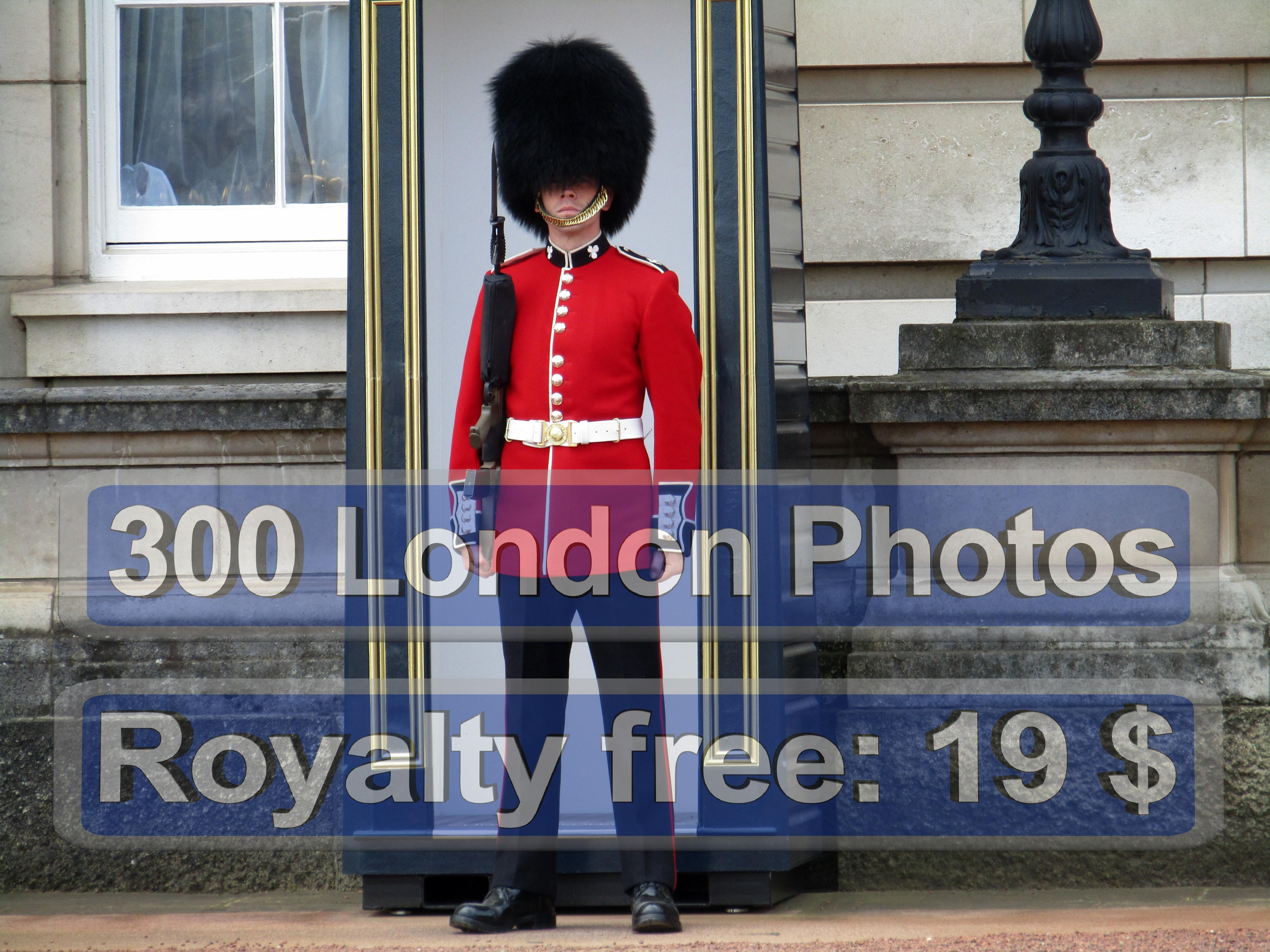 London Photo 4k