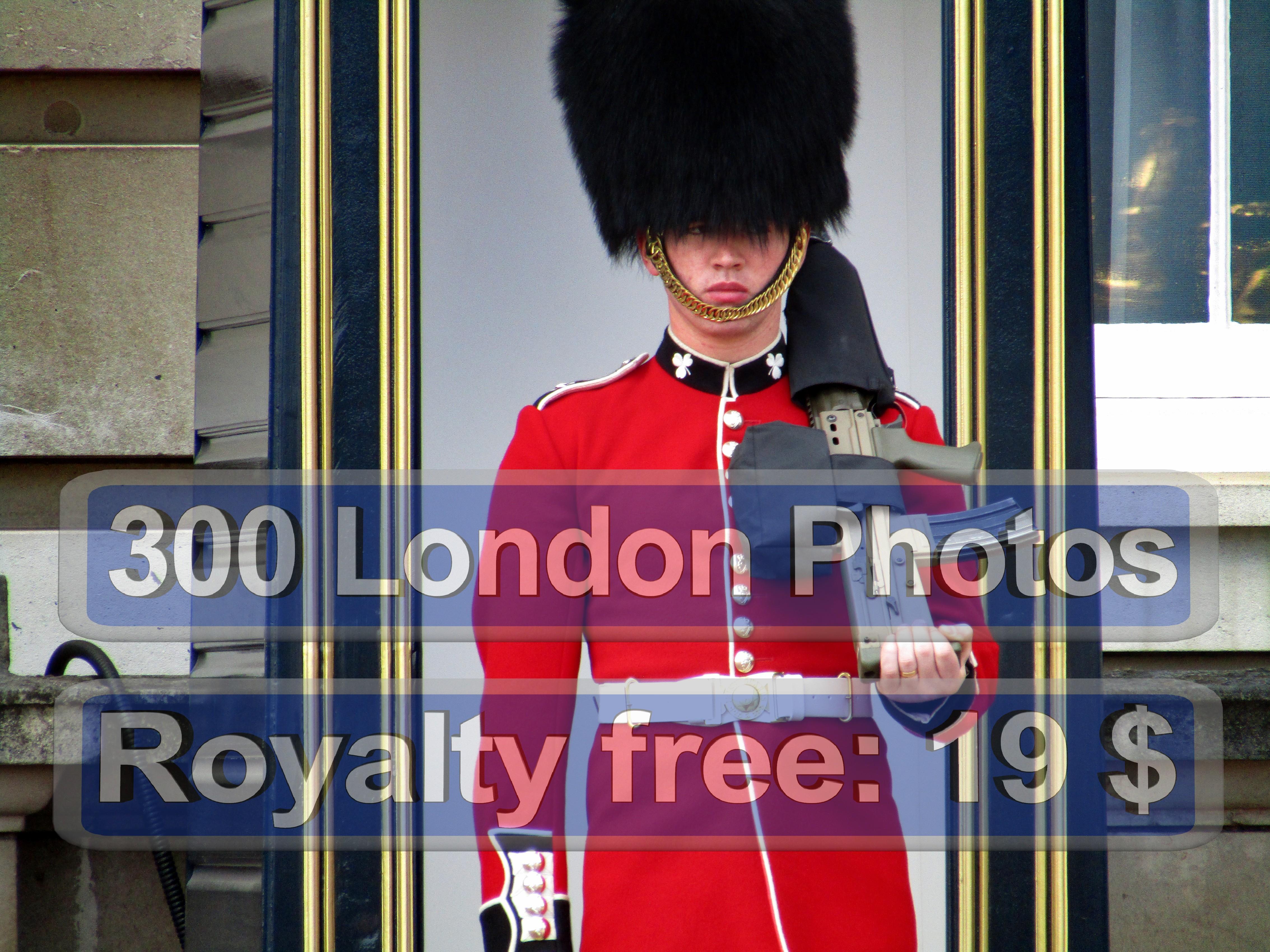 London Photo Backdrop