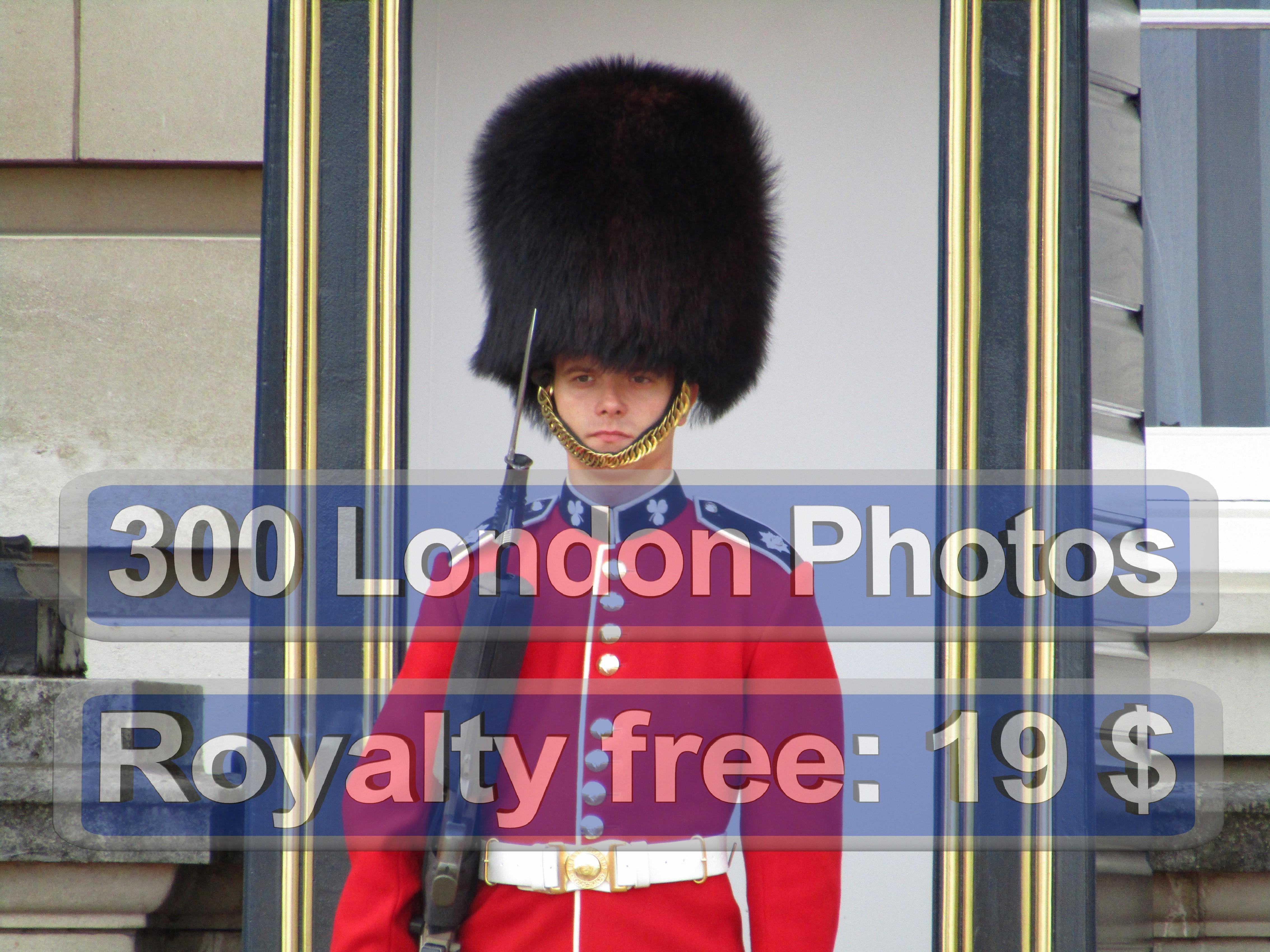 London Photo Background