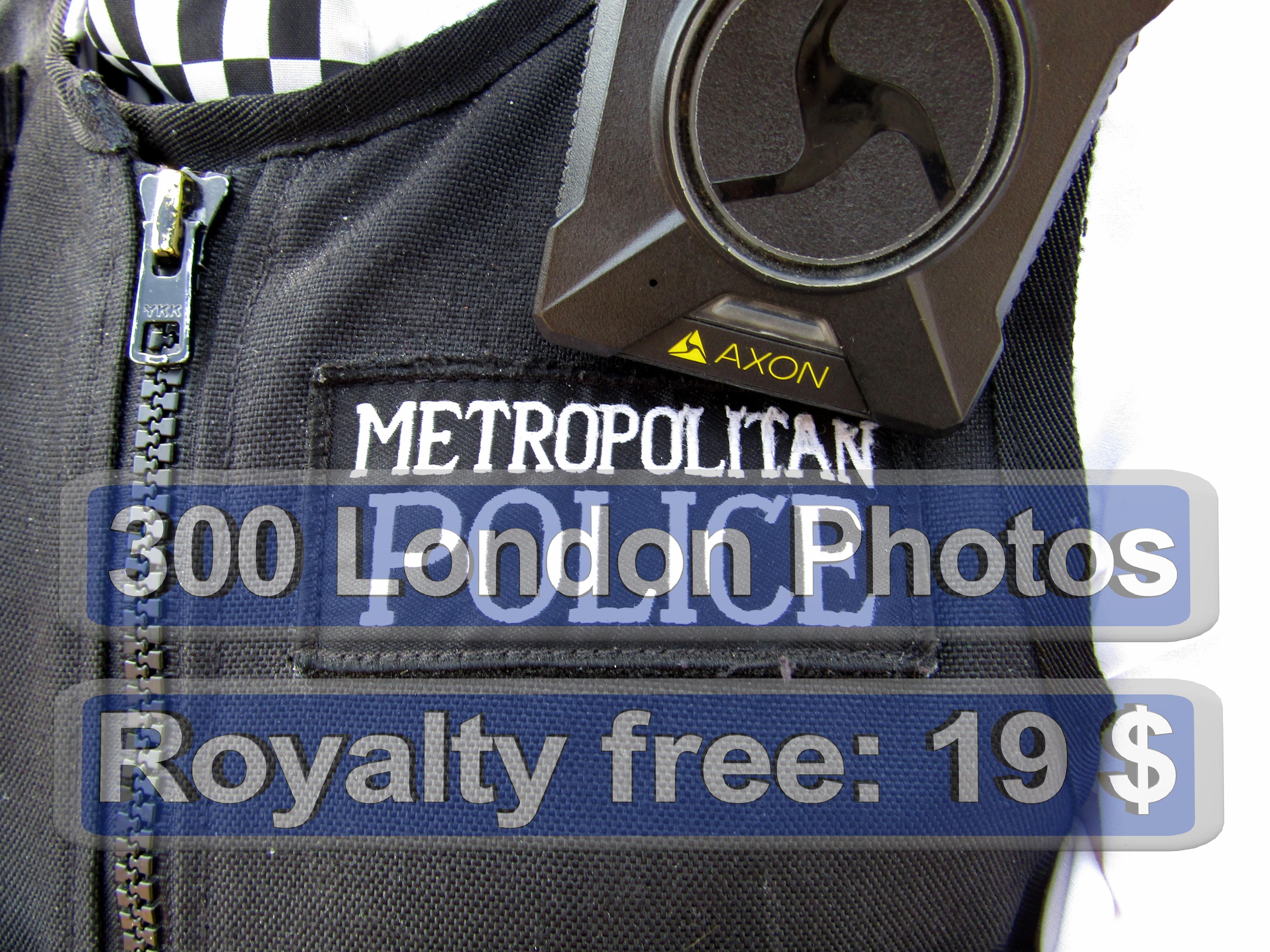 London Photo Card