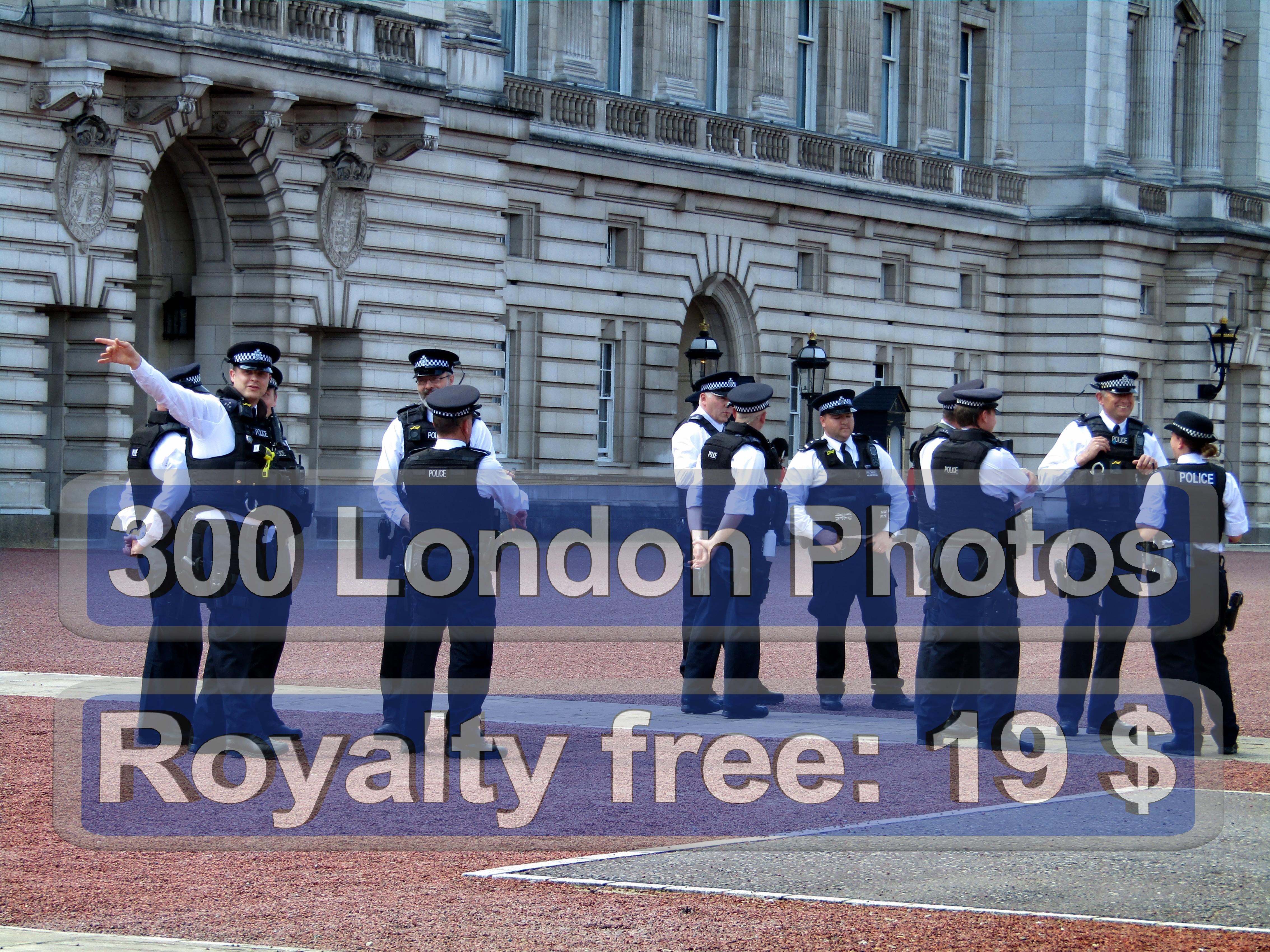 London Photo De Profil