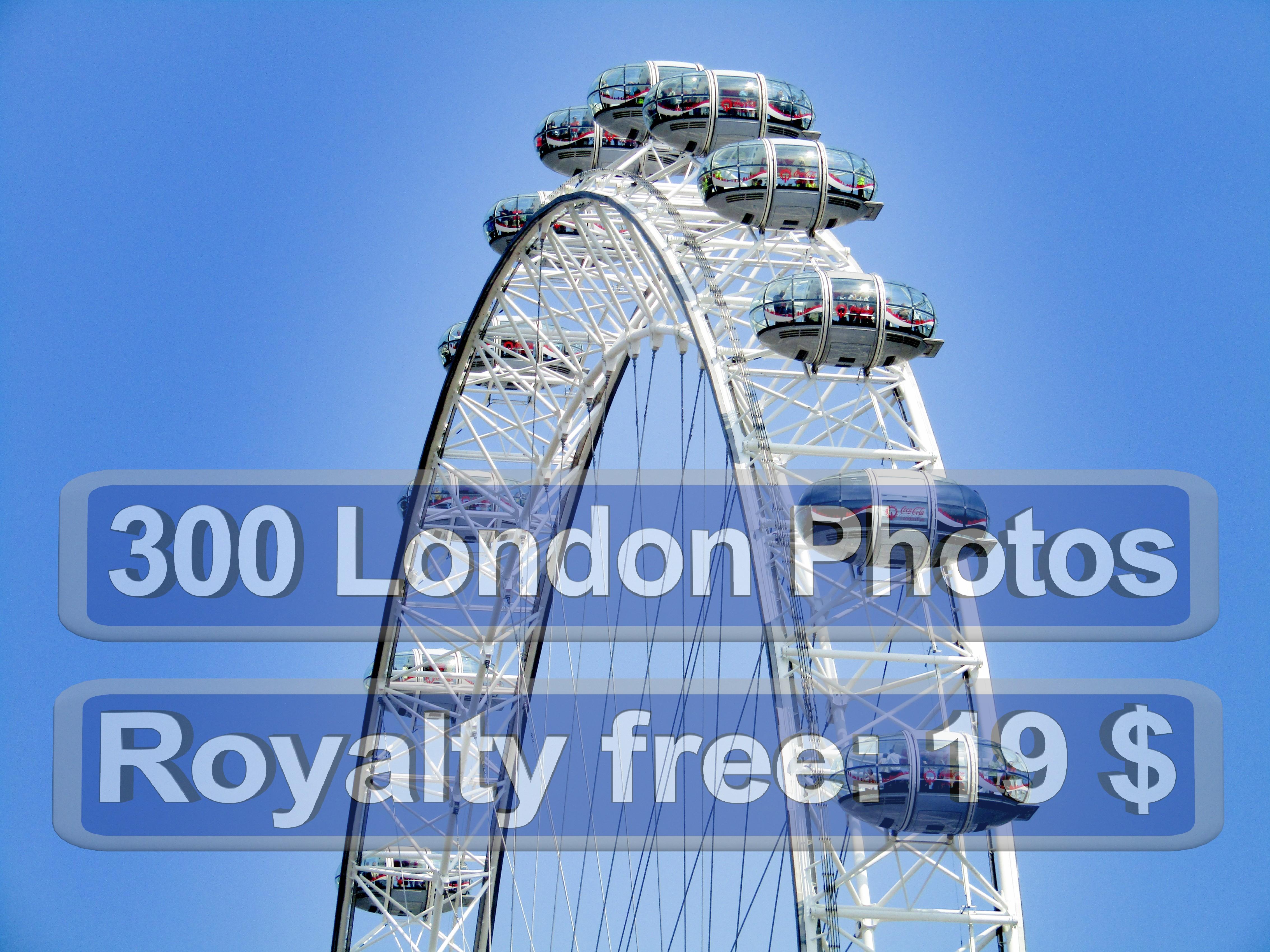 World War 2 London Photos
