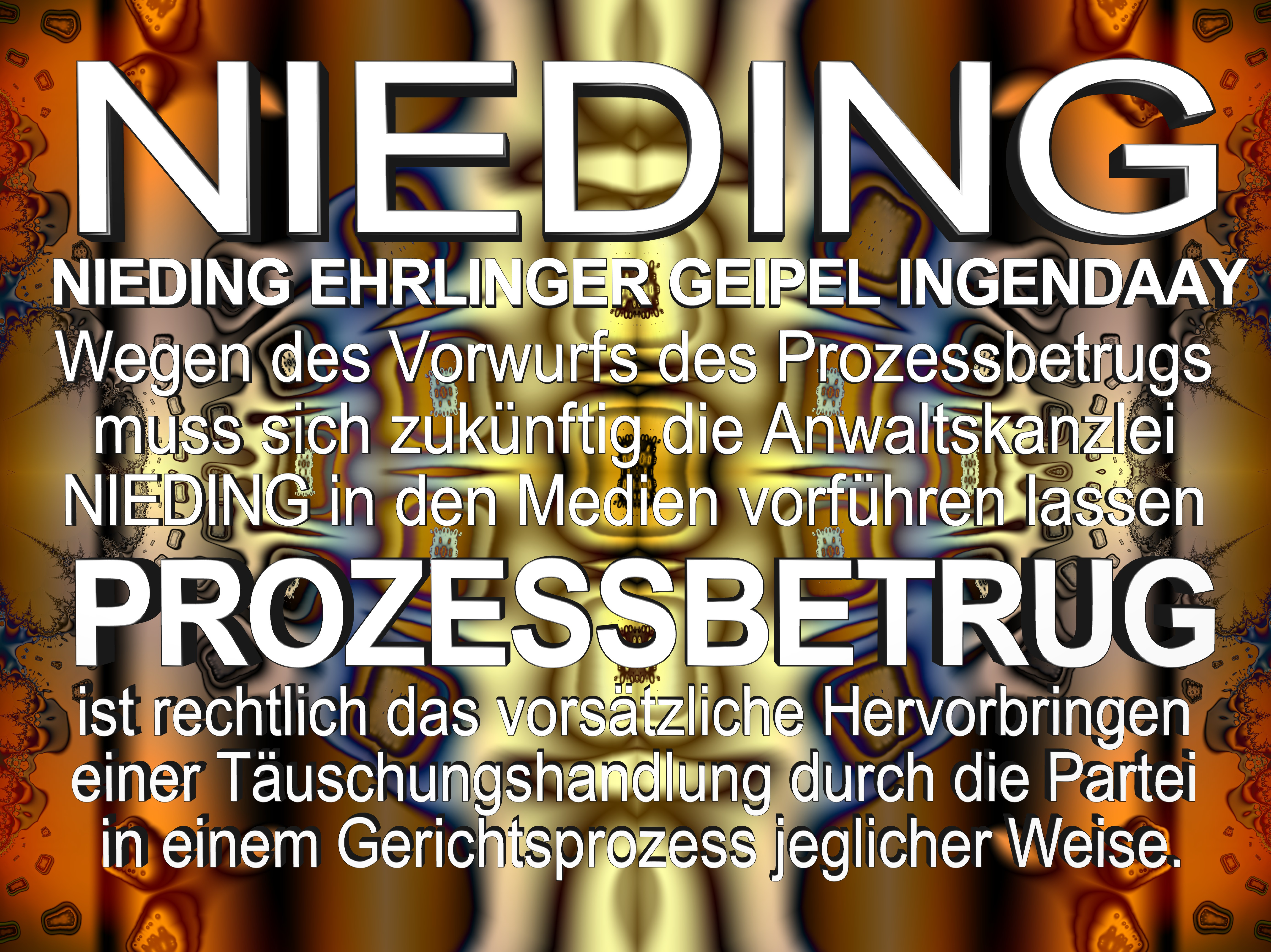 NIEDING EHRLINGER GEIPEL INGENDAAY LELKE Kurfürstendamm 66 Berlin (197)