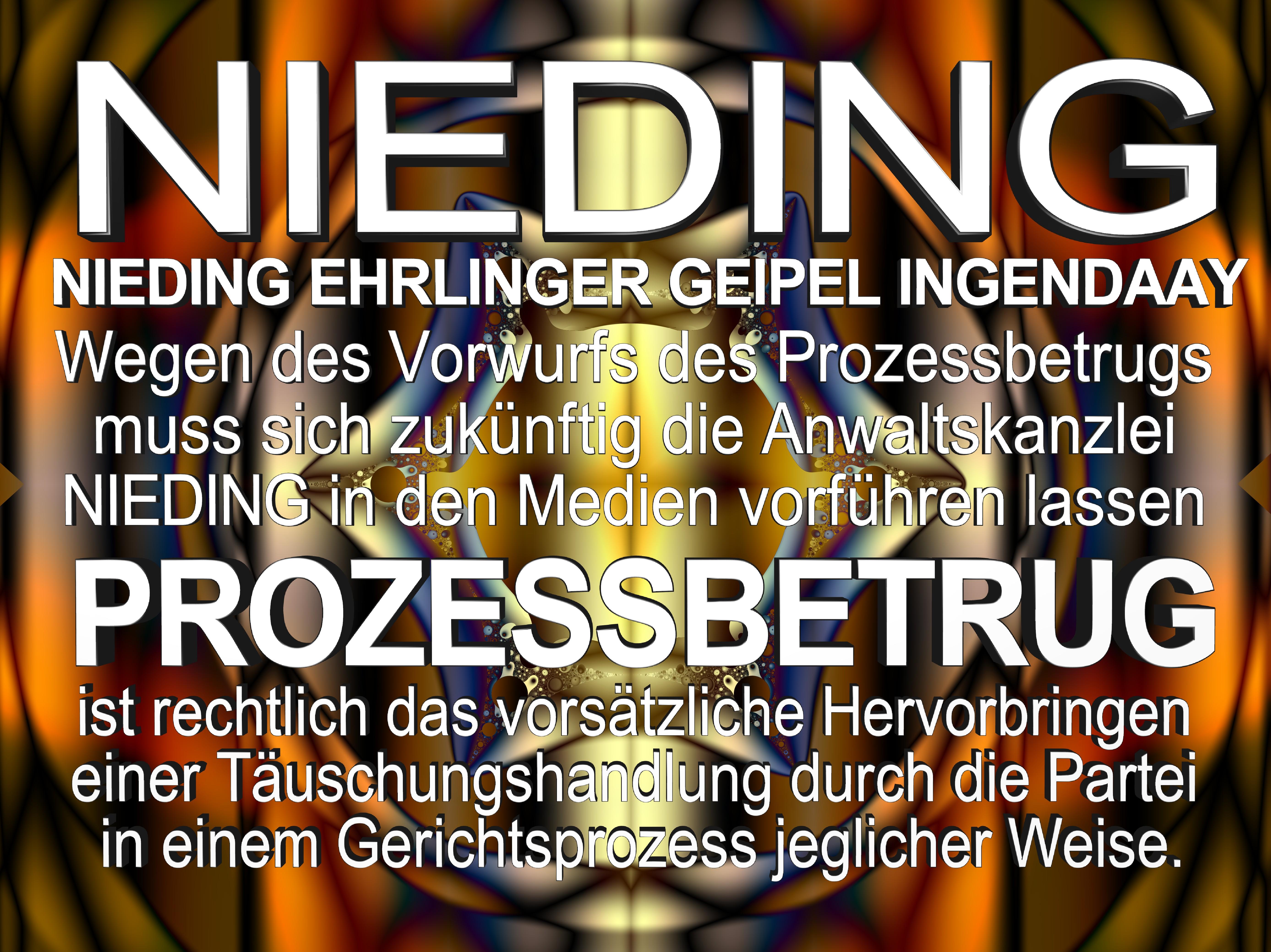 NIEDING EHRLINGER GEIPEL INGENDAAY LELKE Kurfürstendamm 66 Berlin (202)