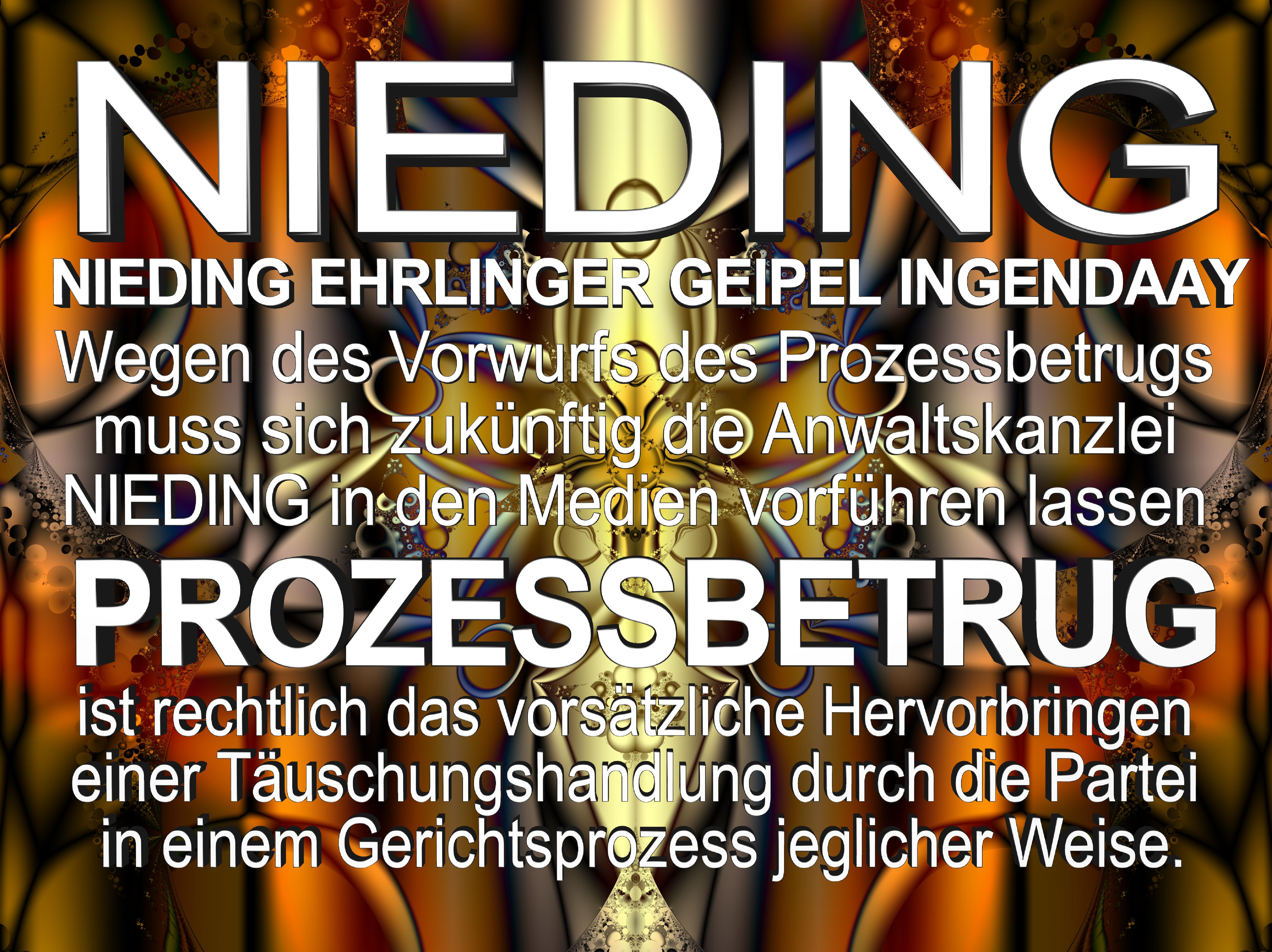 NIEDING EHRLINGER GEIPEL INGENDAAY LELKE Kurfürstendamm 66 Berlin (203)