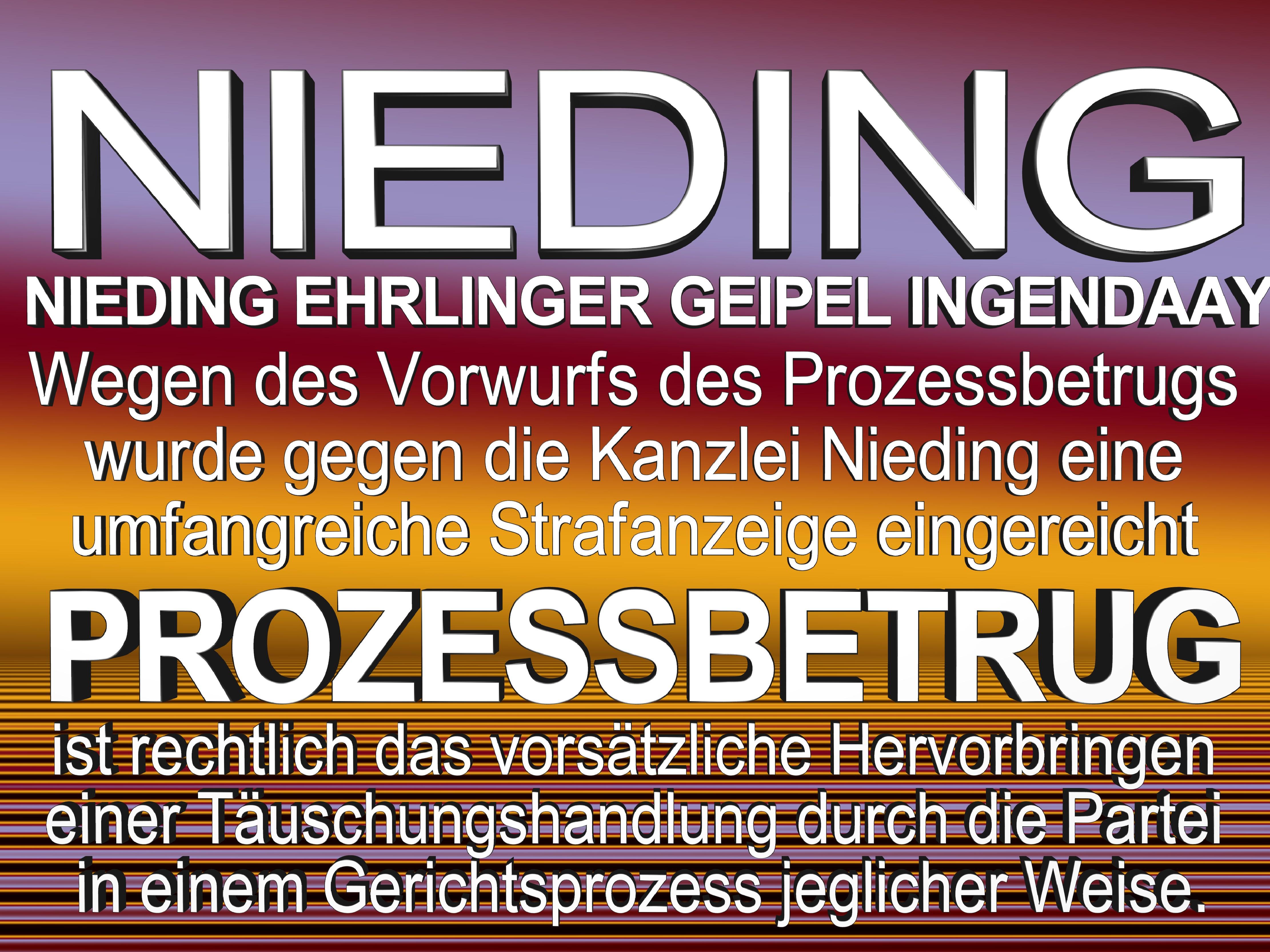 NIEDING EHRLINGER GEIPEL INGENDAAY LELKE Kurfürstendamm 66 Berlin (80)