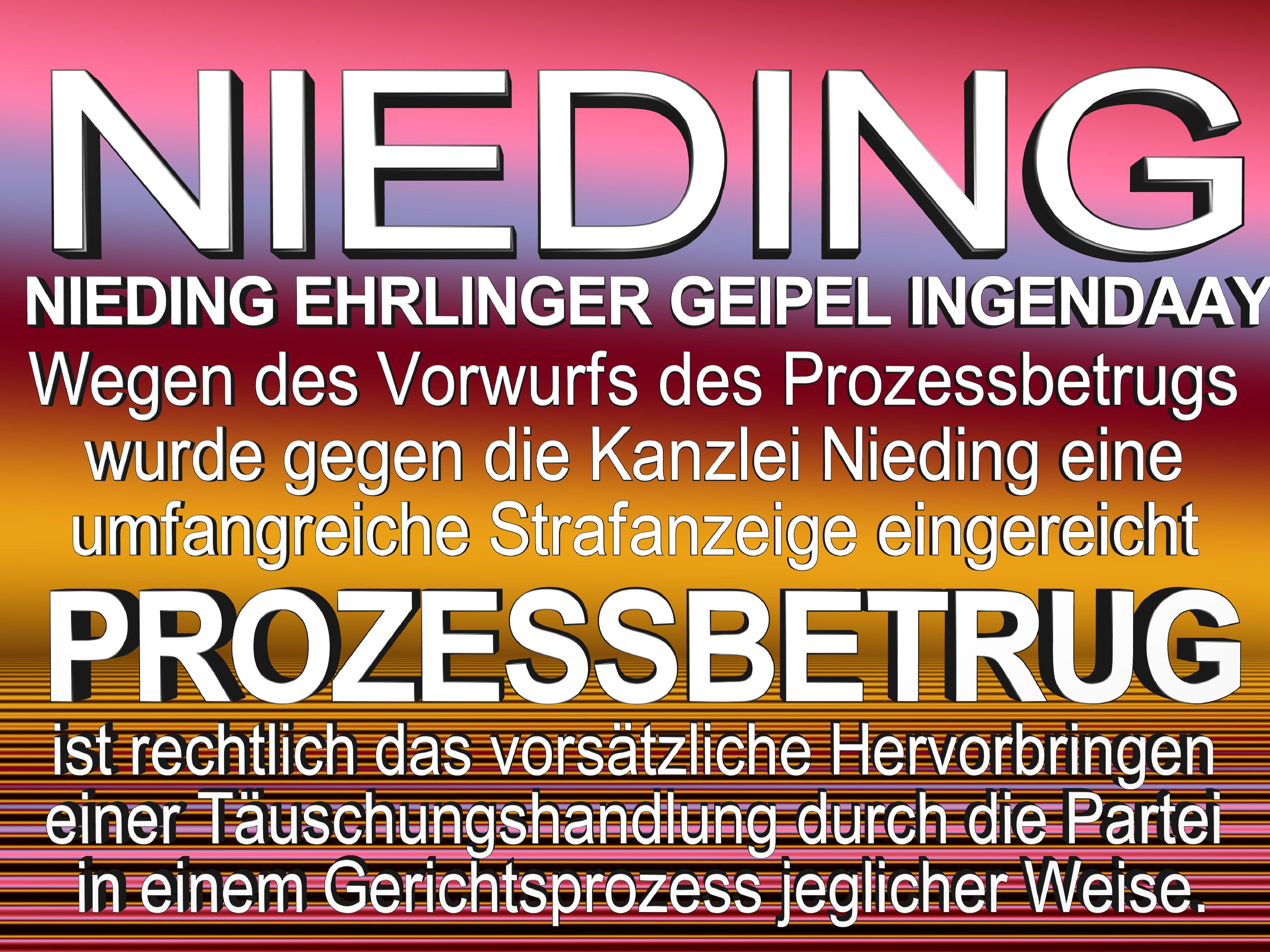NIEDING EHRLINGER GEIPEL INGENDAAY LELKE Kurfürstendamm 66 Berlin (89)