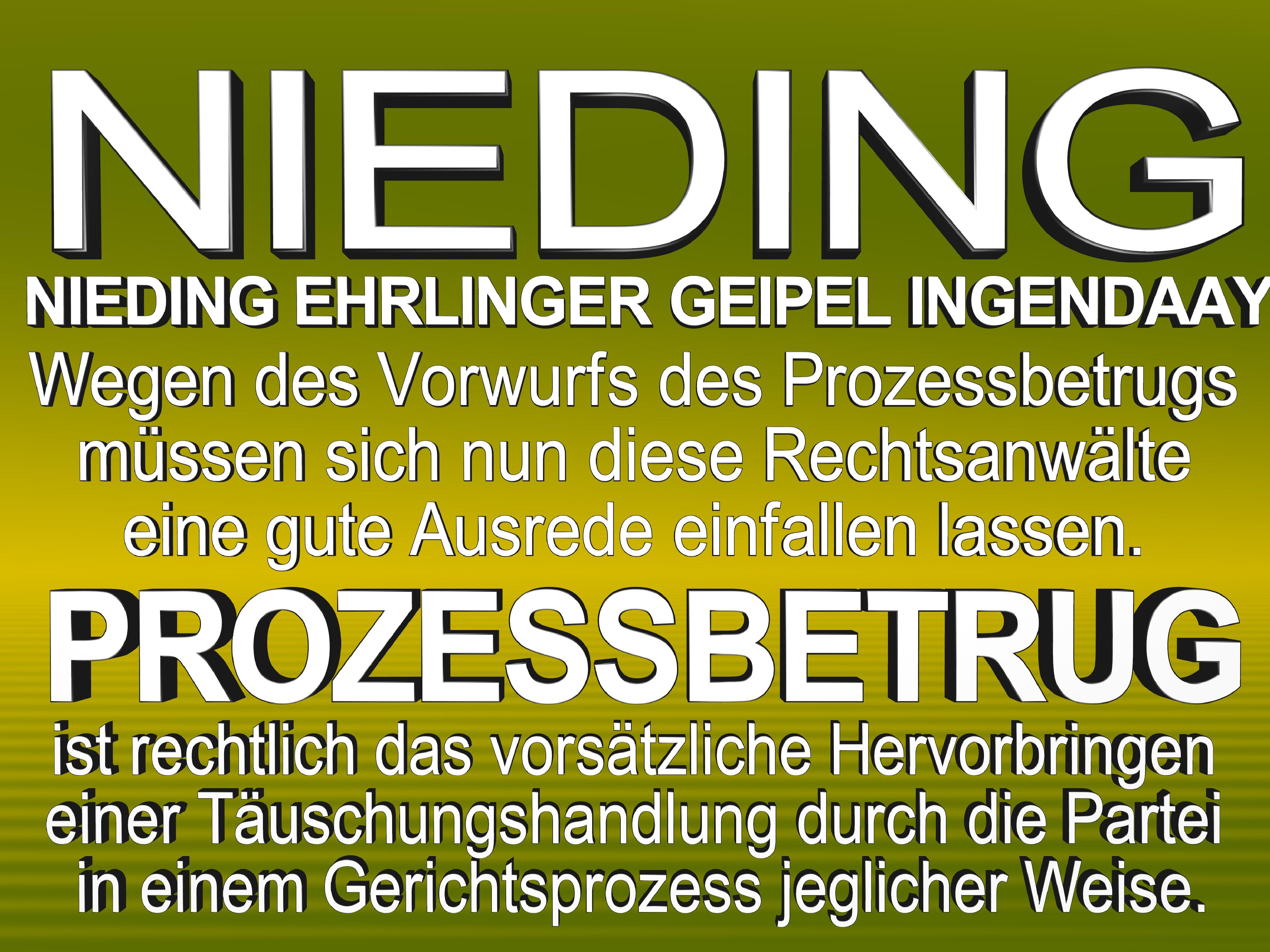 NIEDING EHRLINGER GEIPEL INGENDAAY LELKE Kurfürstendamm 66 Berlin (91)