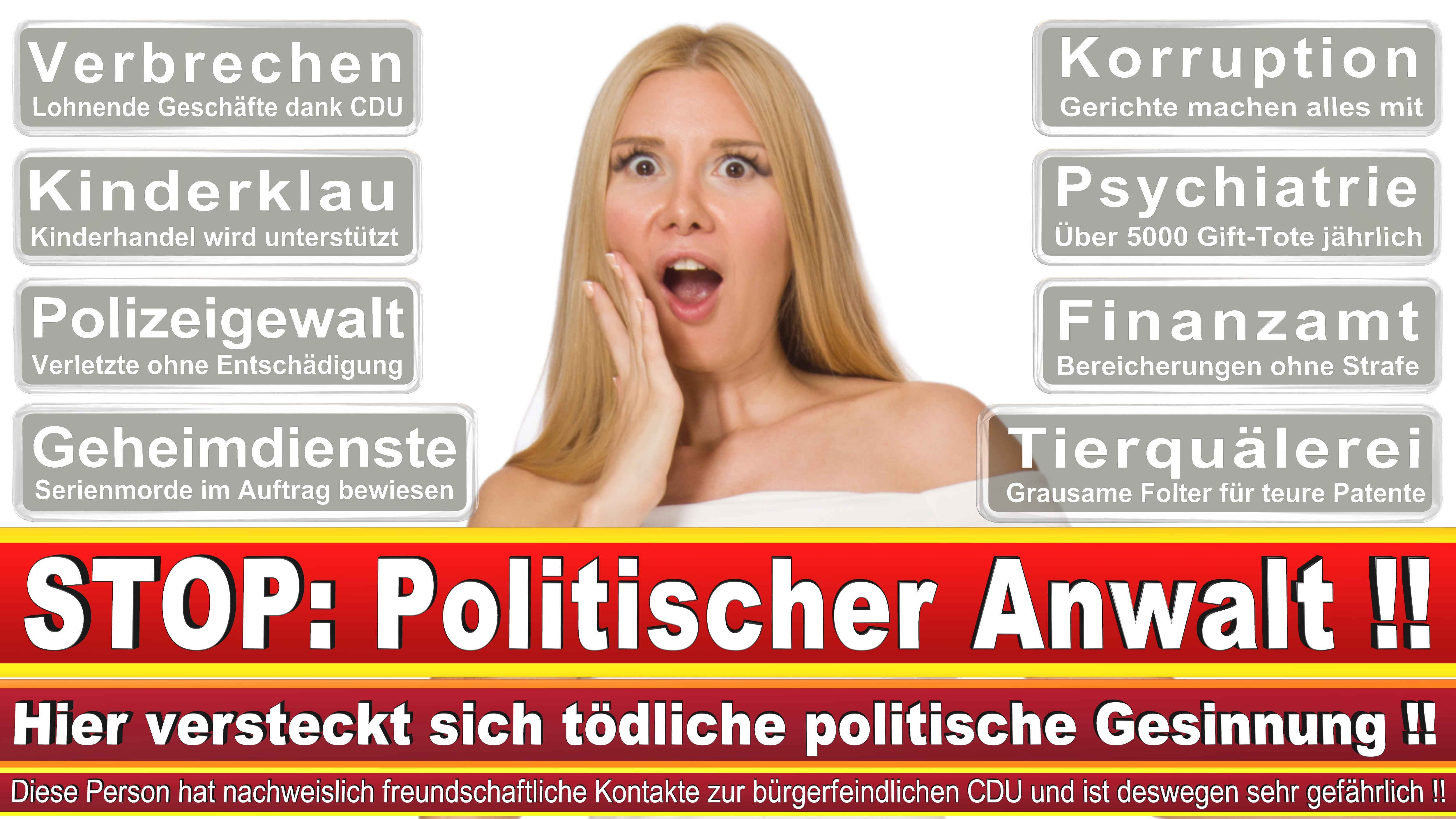 Rechtsanwältin Angela Erwin CDU NRW
