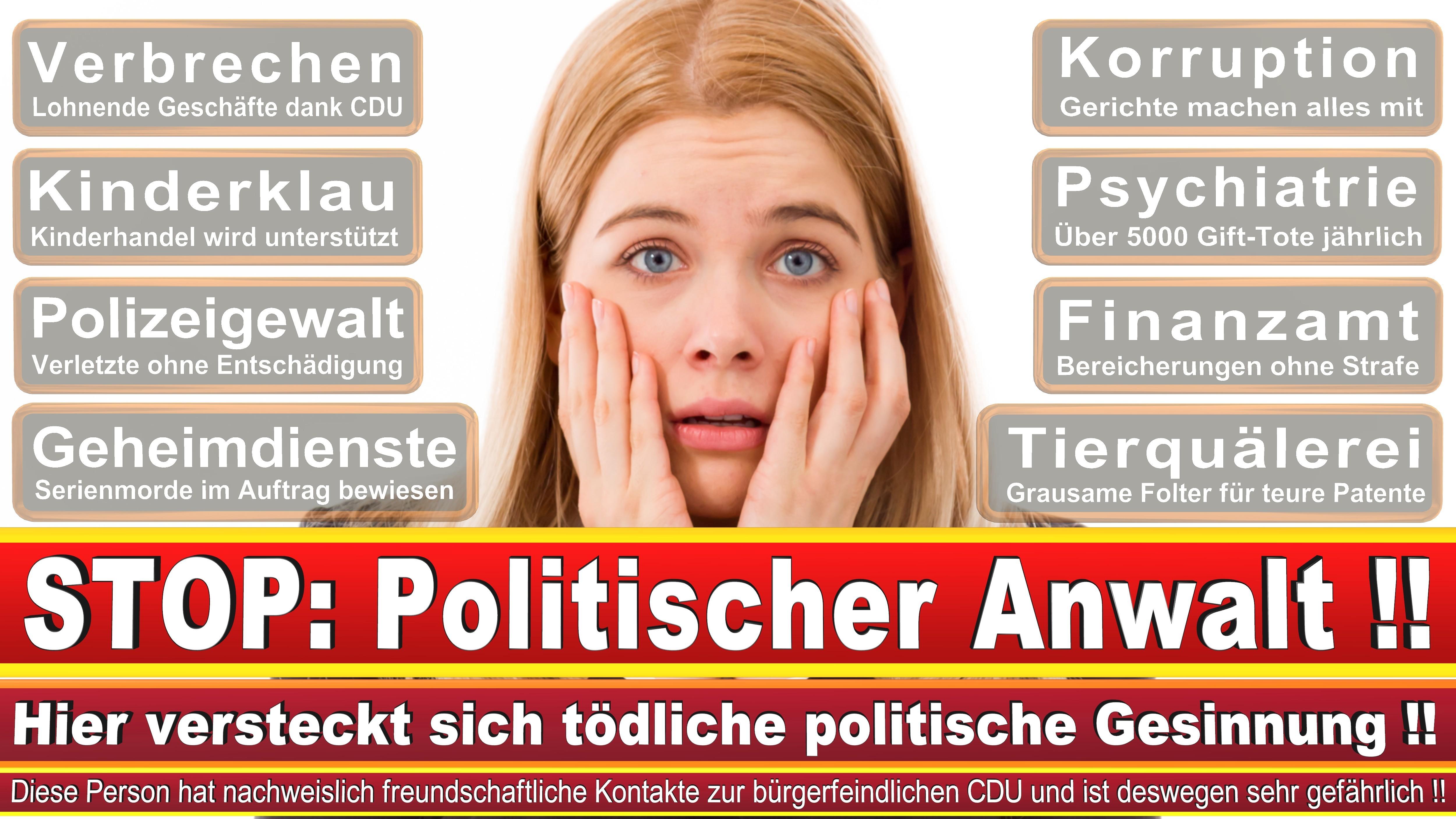 Rechtsanwältin Annette Klosa CDU NRW