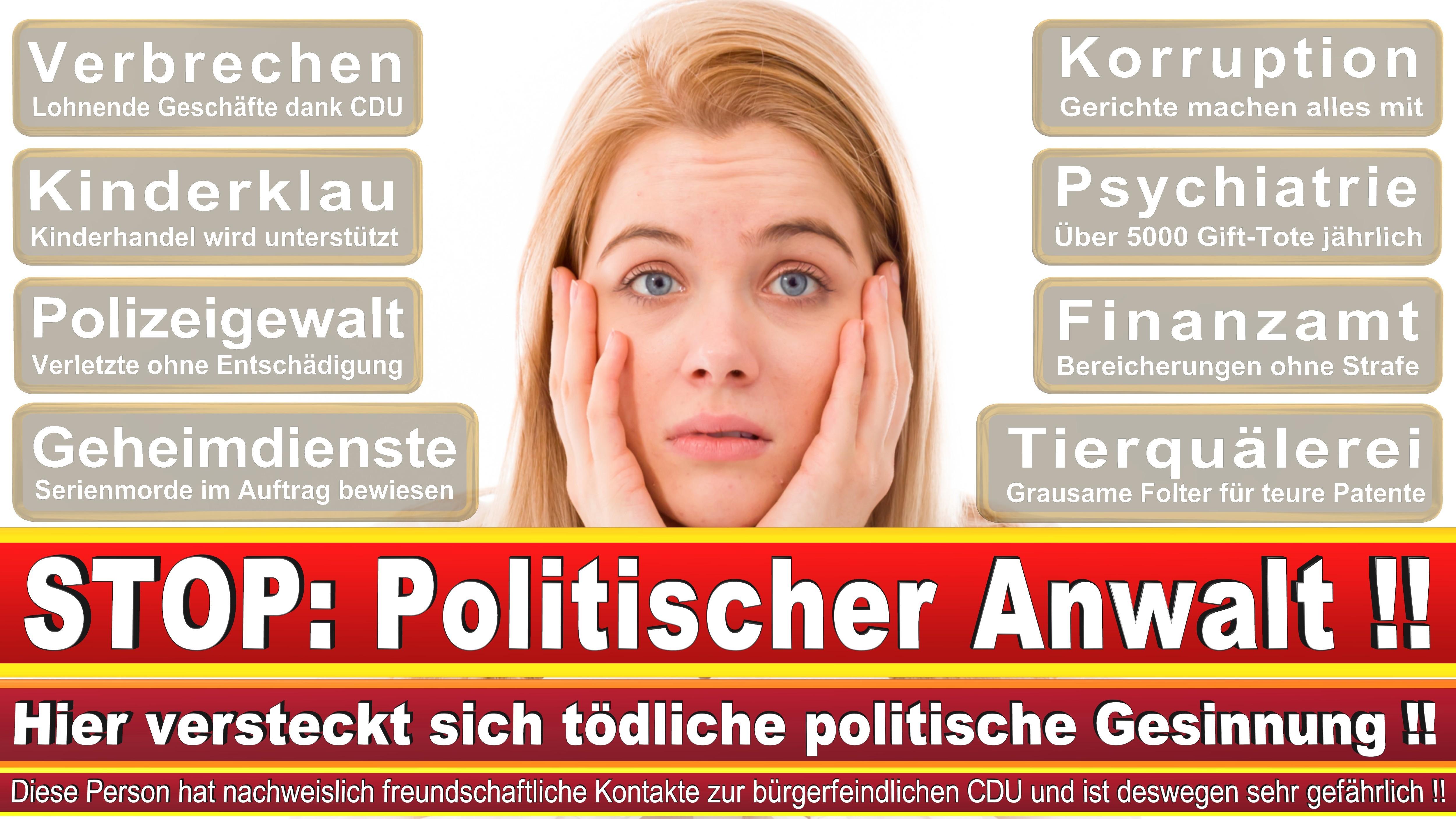 Rechtsanwältin Barbara Von Meer Berlin CDU Berlin