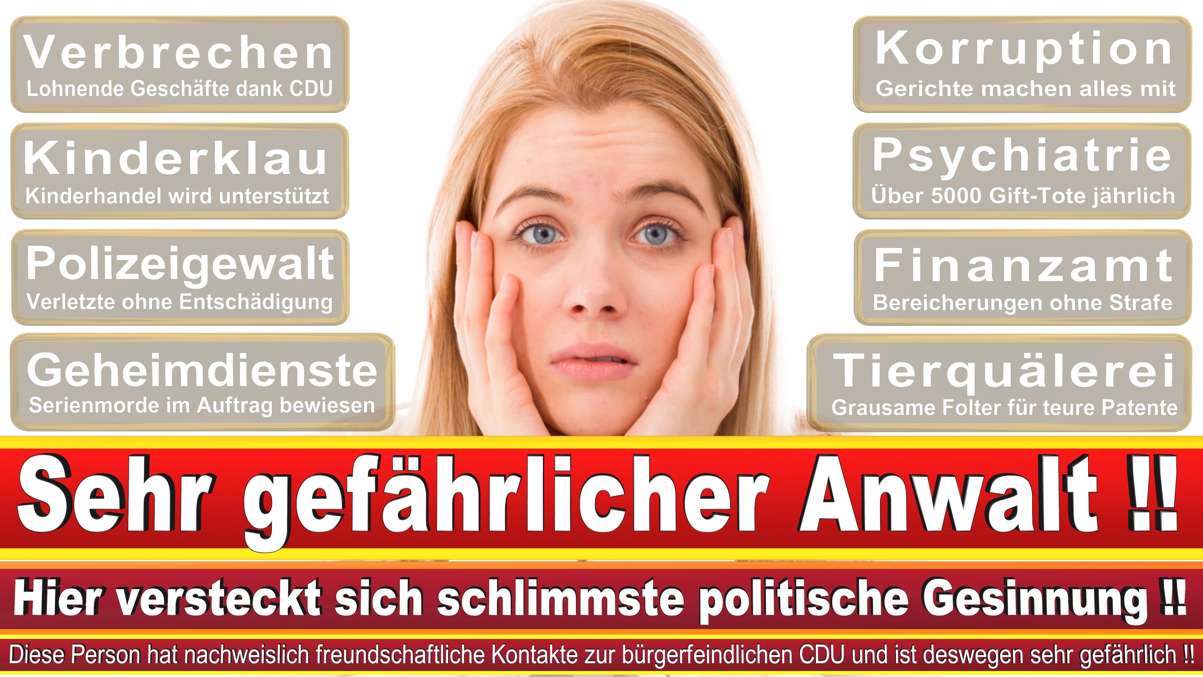 Rechtsanwältin Barbara Von Meer Berlin CDU Berlin 1