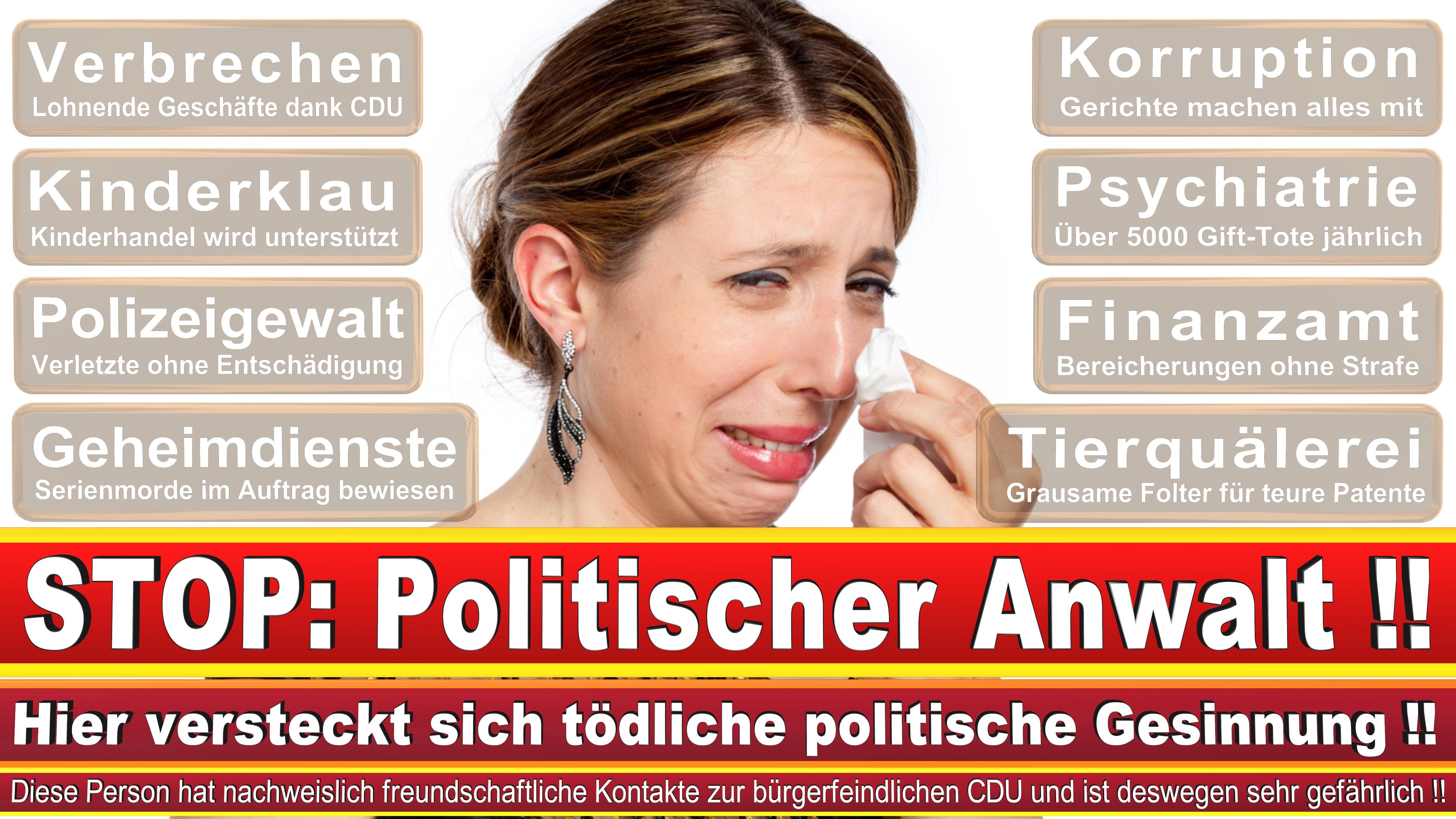 Rechtsanwältin Bernadette Gross Berlin CDU Berlin