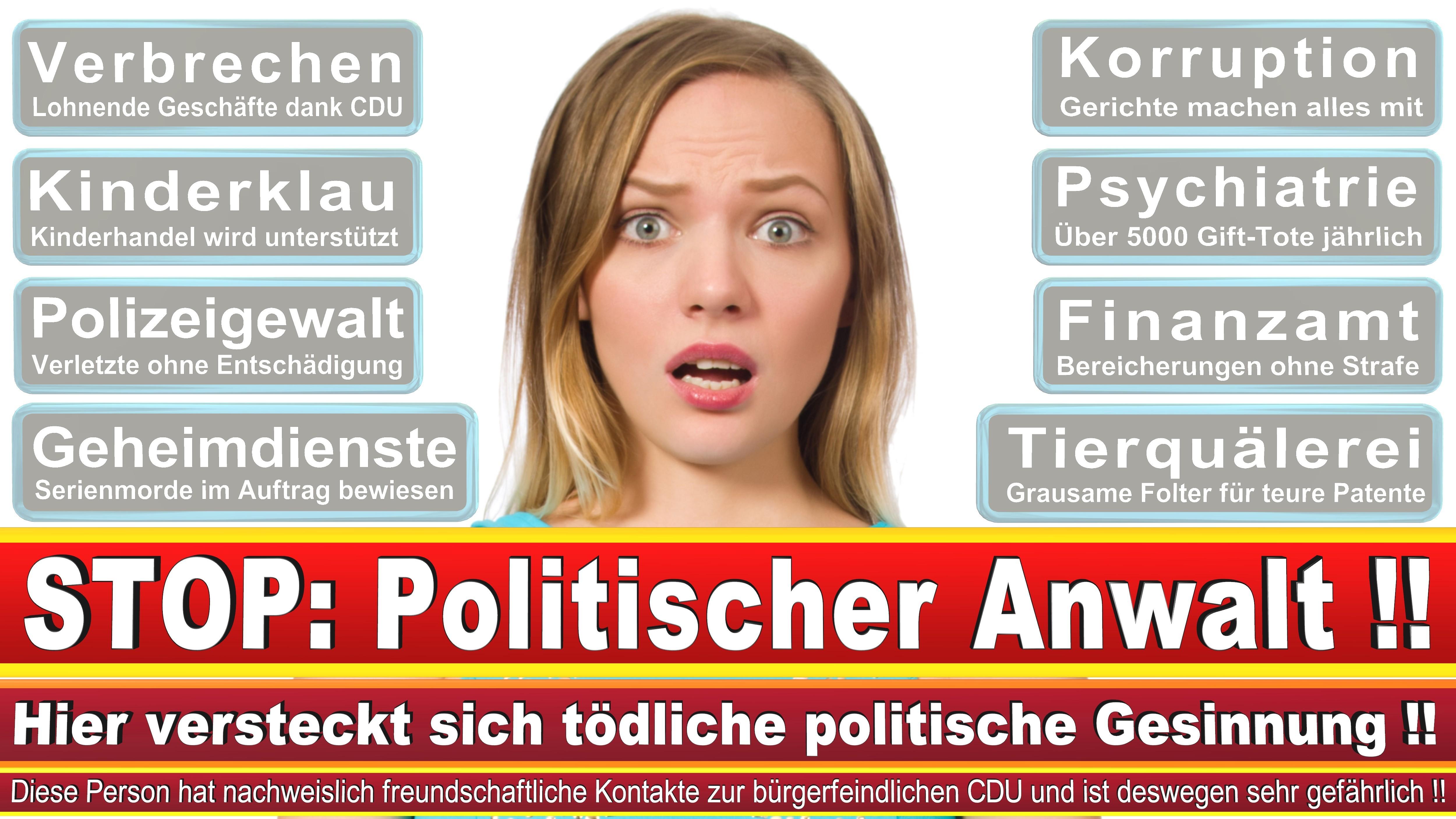 Rechtsanwältin Caroline Wassen CDU NRW