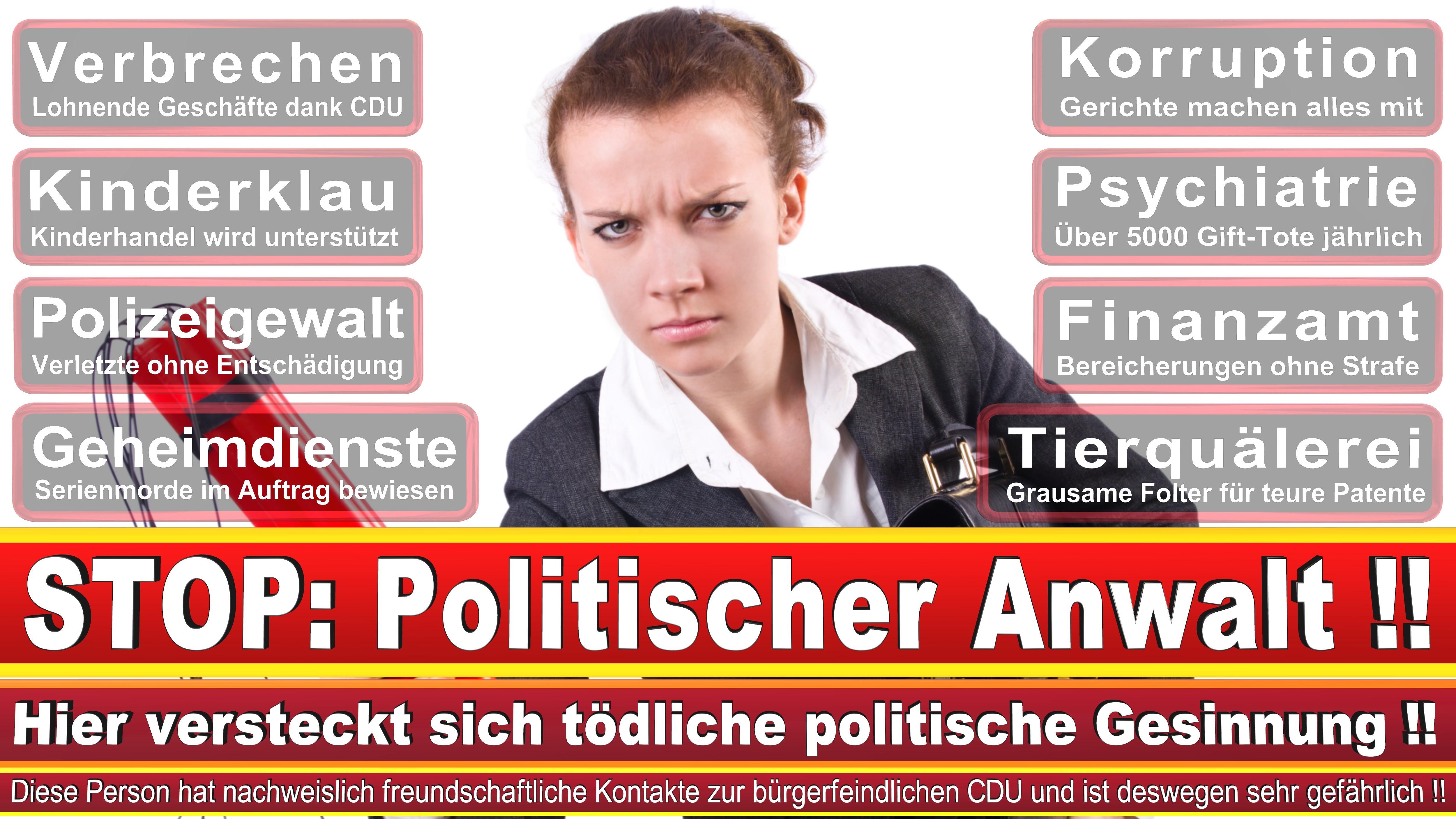 Rechtsanwältin Christina Küsters CDU NRW