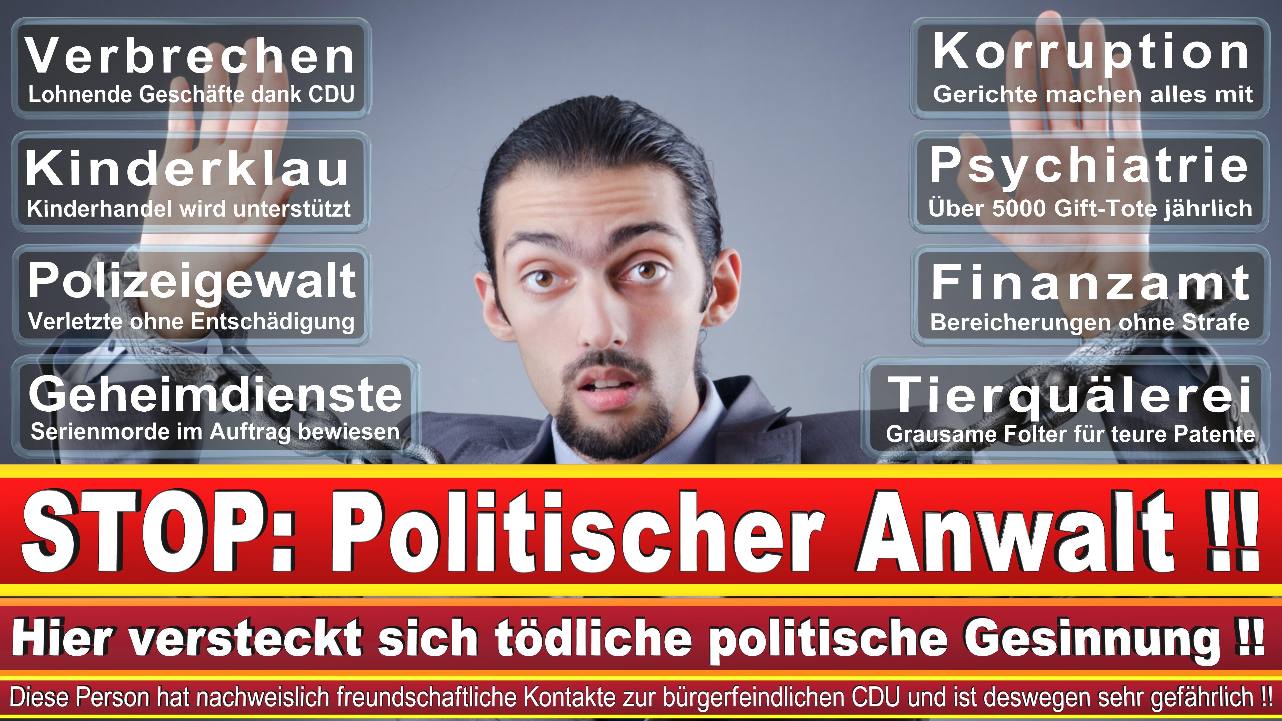 Rechtsanwältin Deborah Hucklenbruch CDU NRW