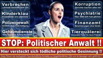 Rechtsanwältin Inga Kluck CDU NRW