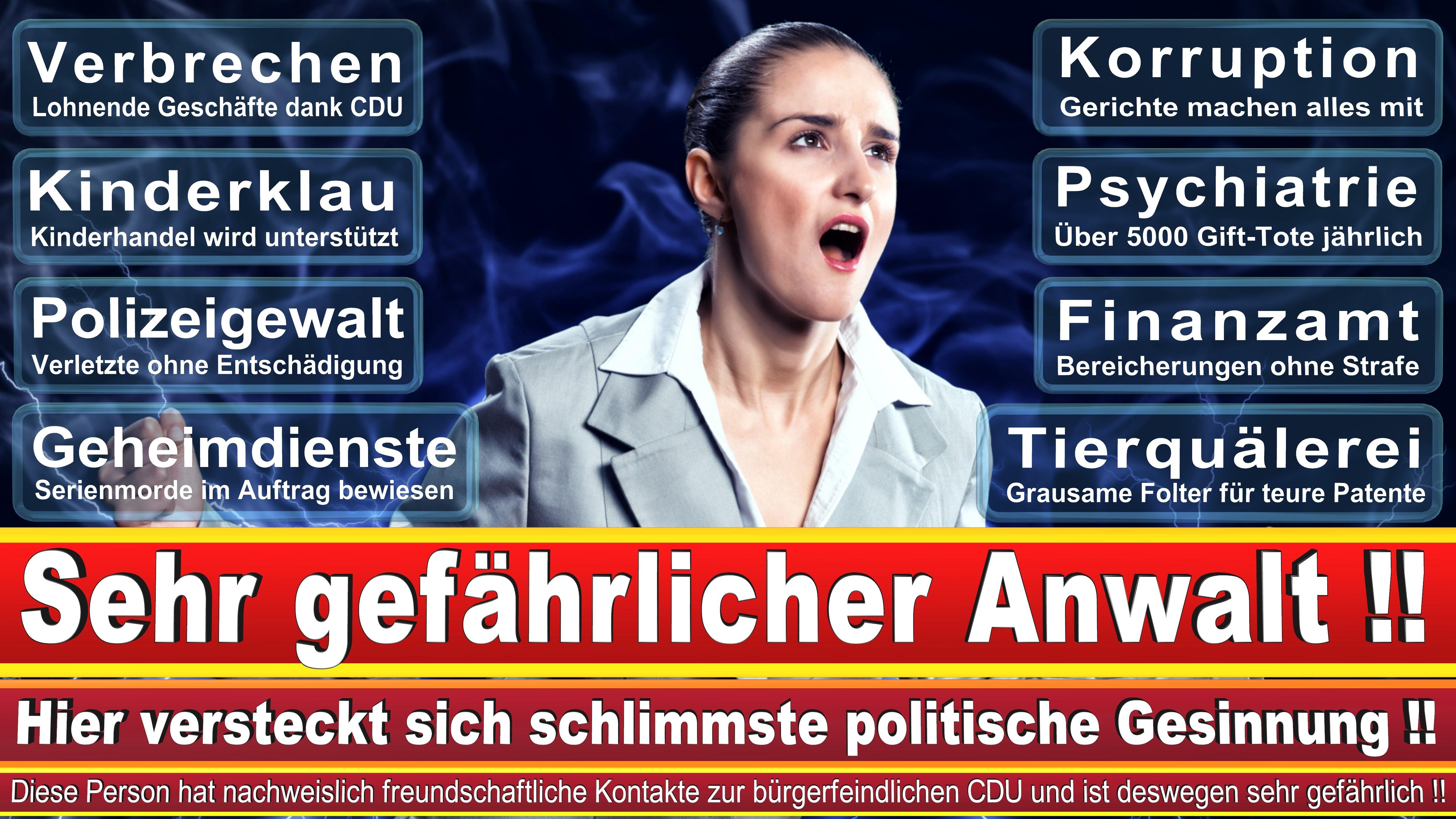 Rechtsanwältin Inga Kluck CDU NRW 1