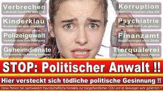 Rechtsanwältin Judith Cazin CDU NRW