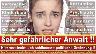 Rechtsanwältin Judith Cazin CDU NRW 1