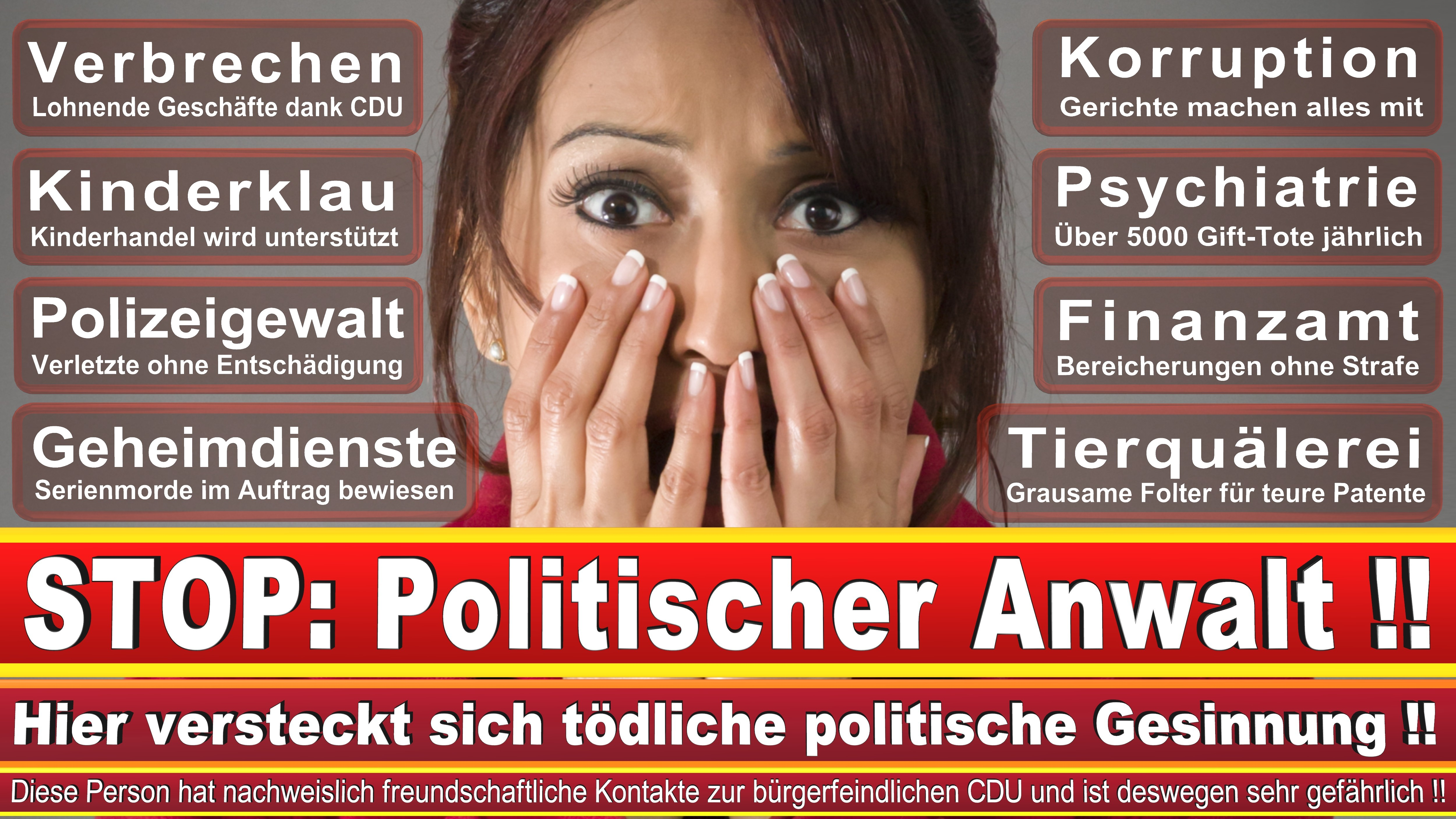 Rechtsanwältin Julia Masin CDU NRW