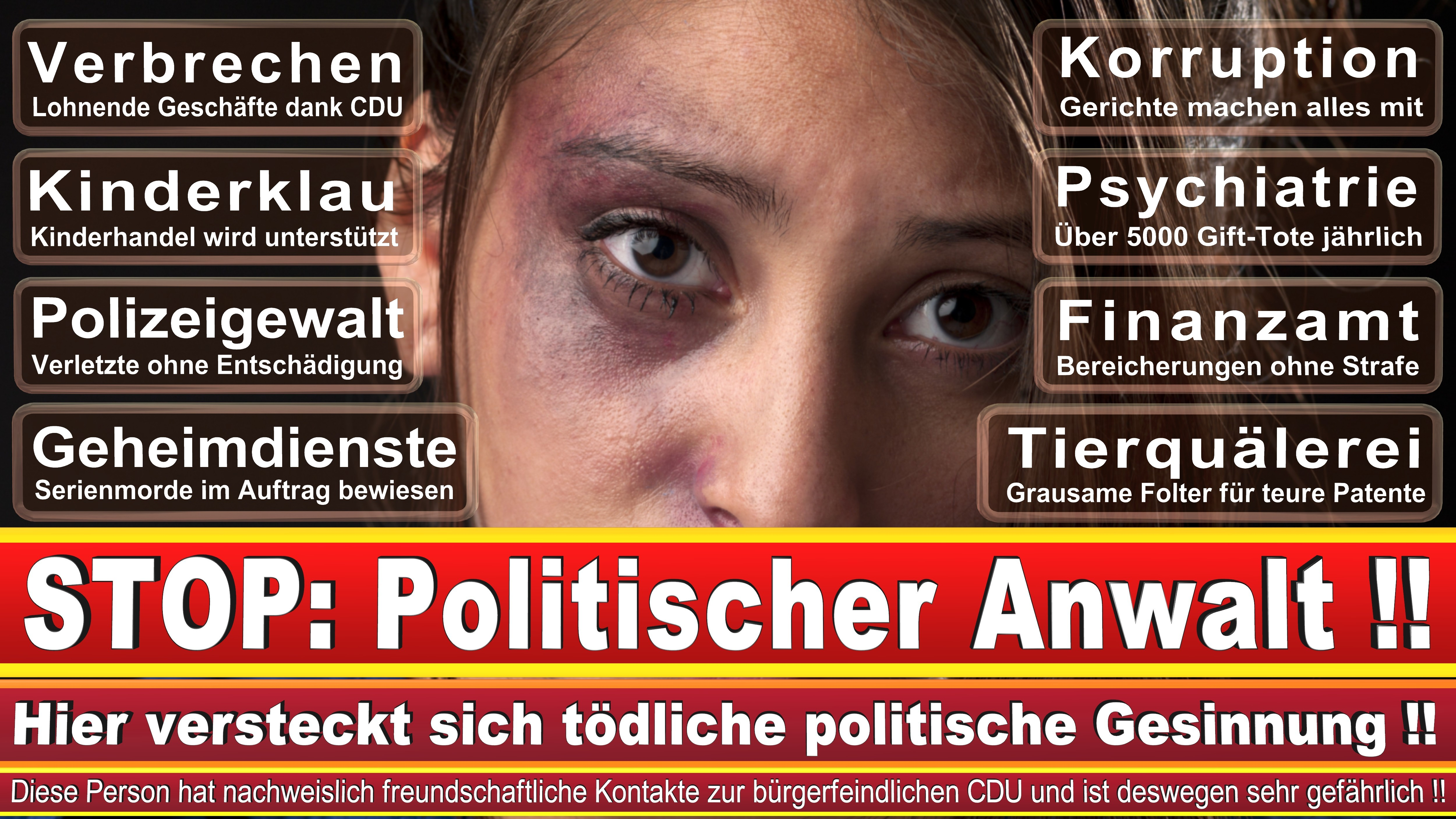 Rechtsanwältin Meike Wiesmann CDU NRW