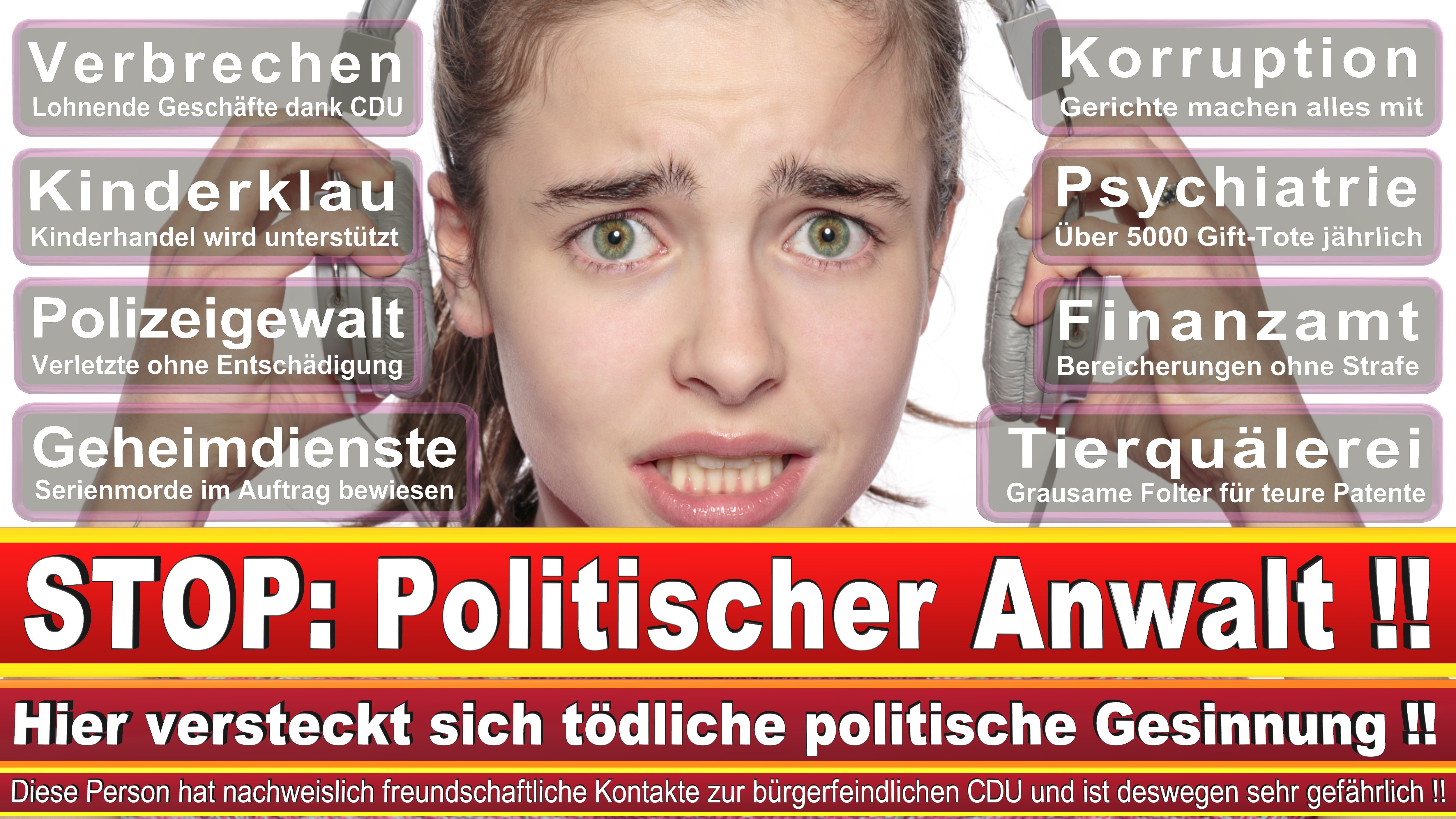 Rechtsanwältin Petra Pels CDU NRW