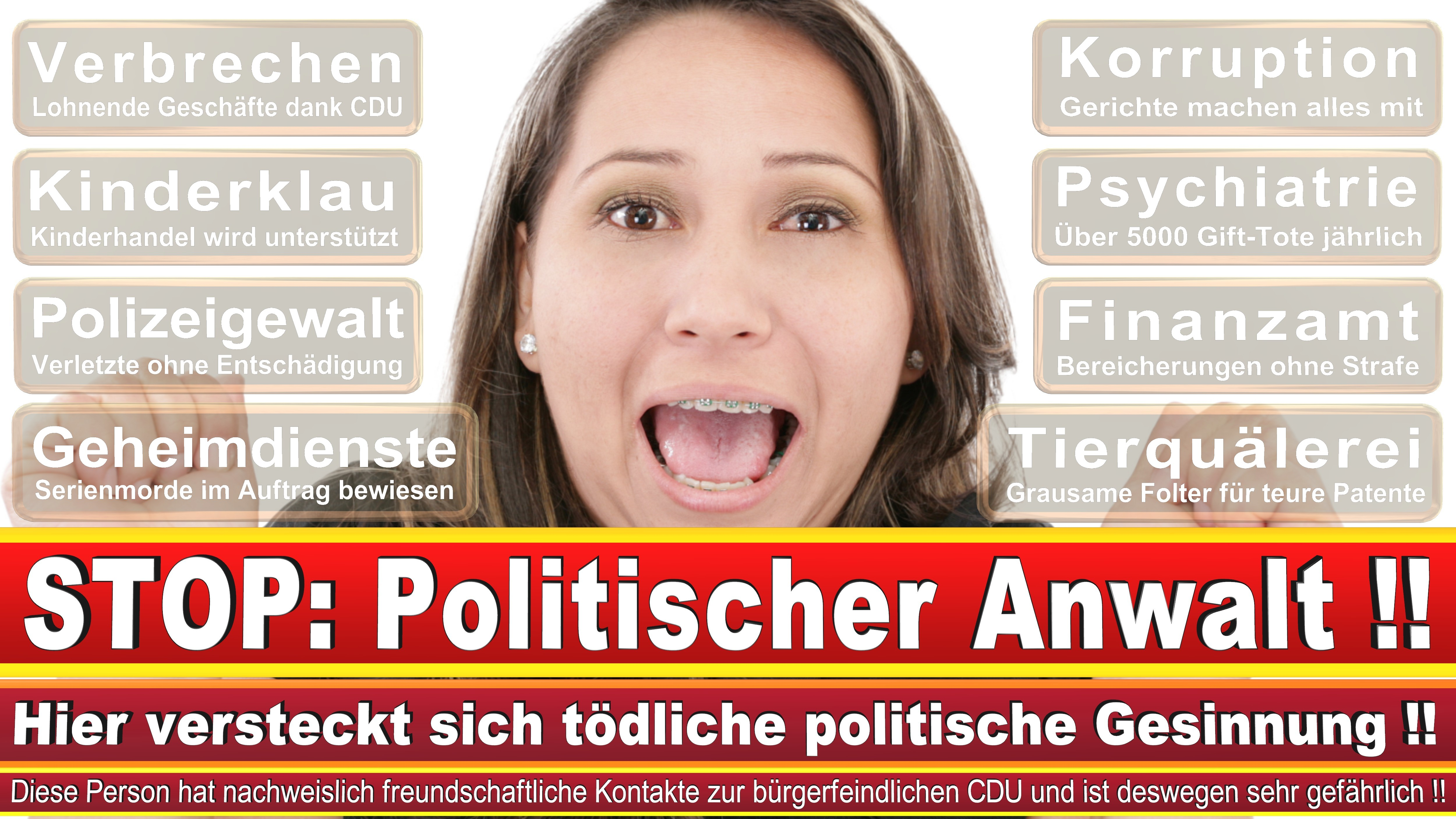 Rechtsanwältin Sandra Große CDU NRW