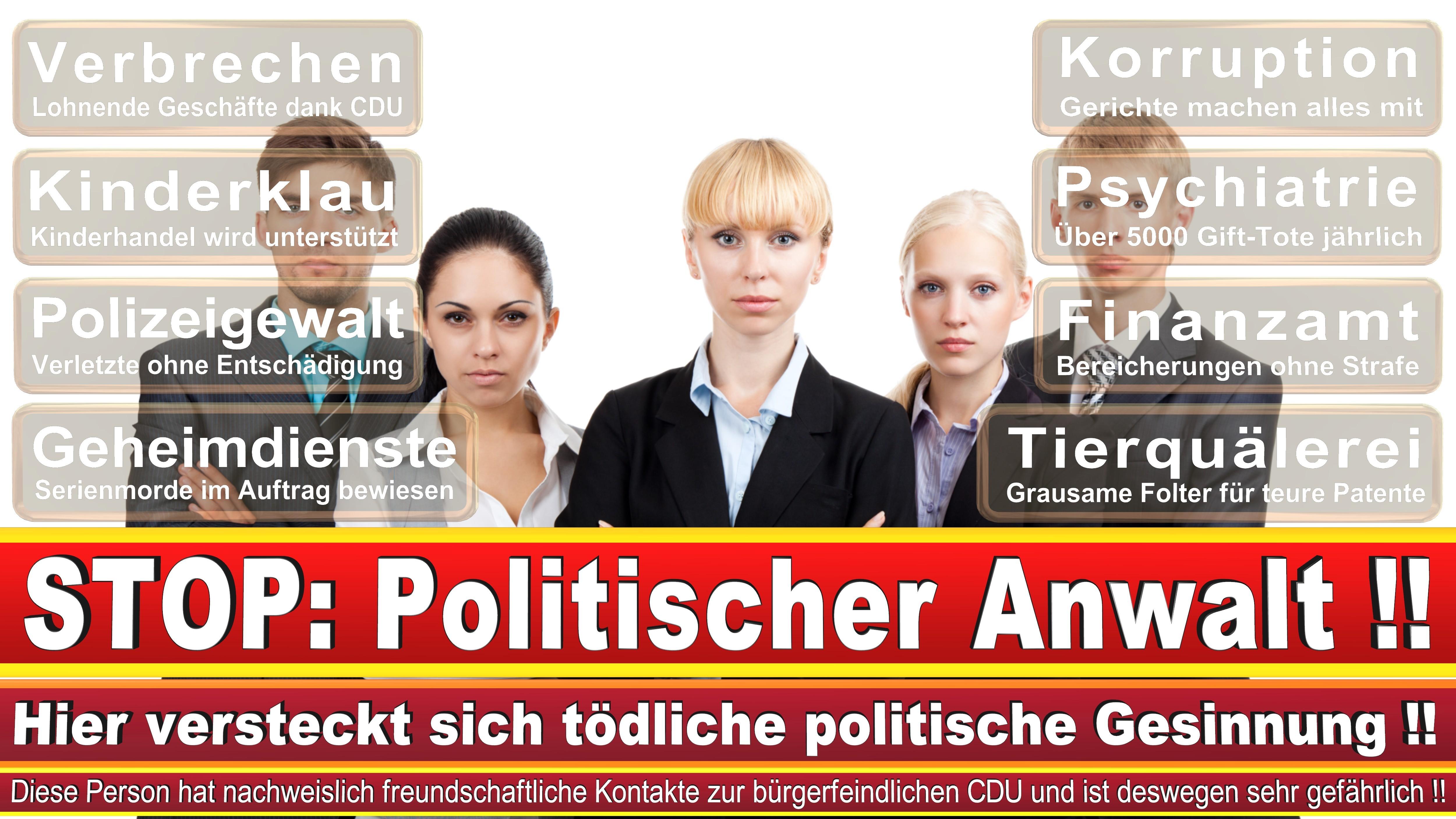 Rechtsanwältin Valerie Victoria Winterhalder CDU NRW